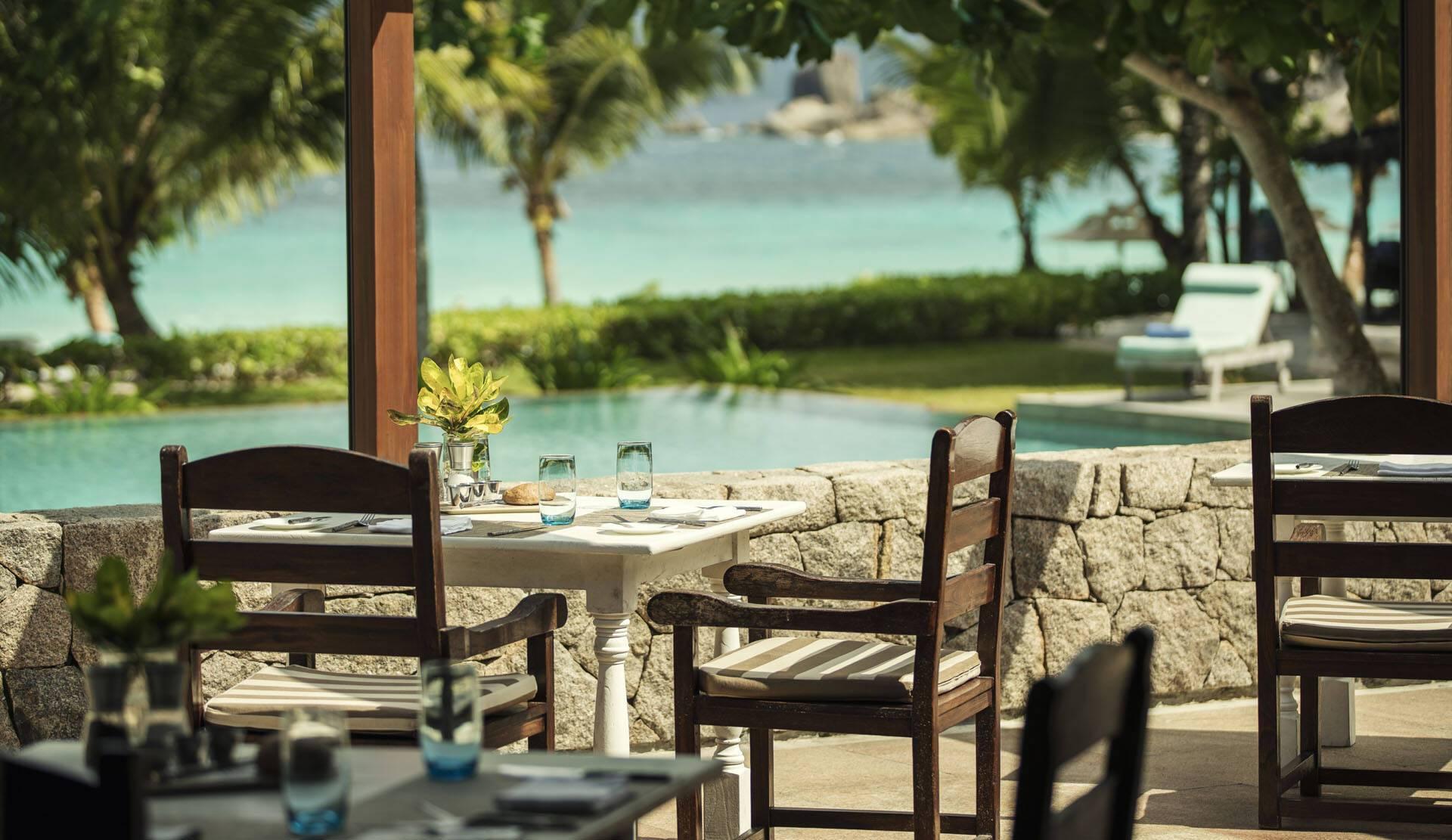 Four Seasons Seychelles Kannel RestaurantJPG
