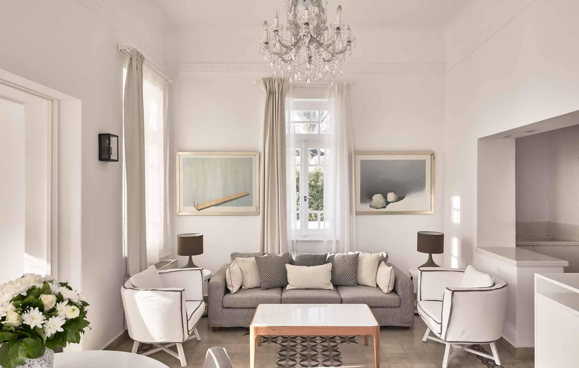 Vedema Santorin Presidential Villa Grece