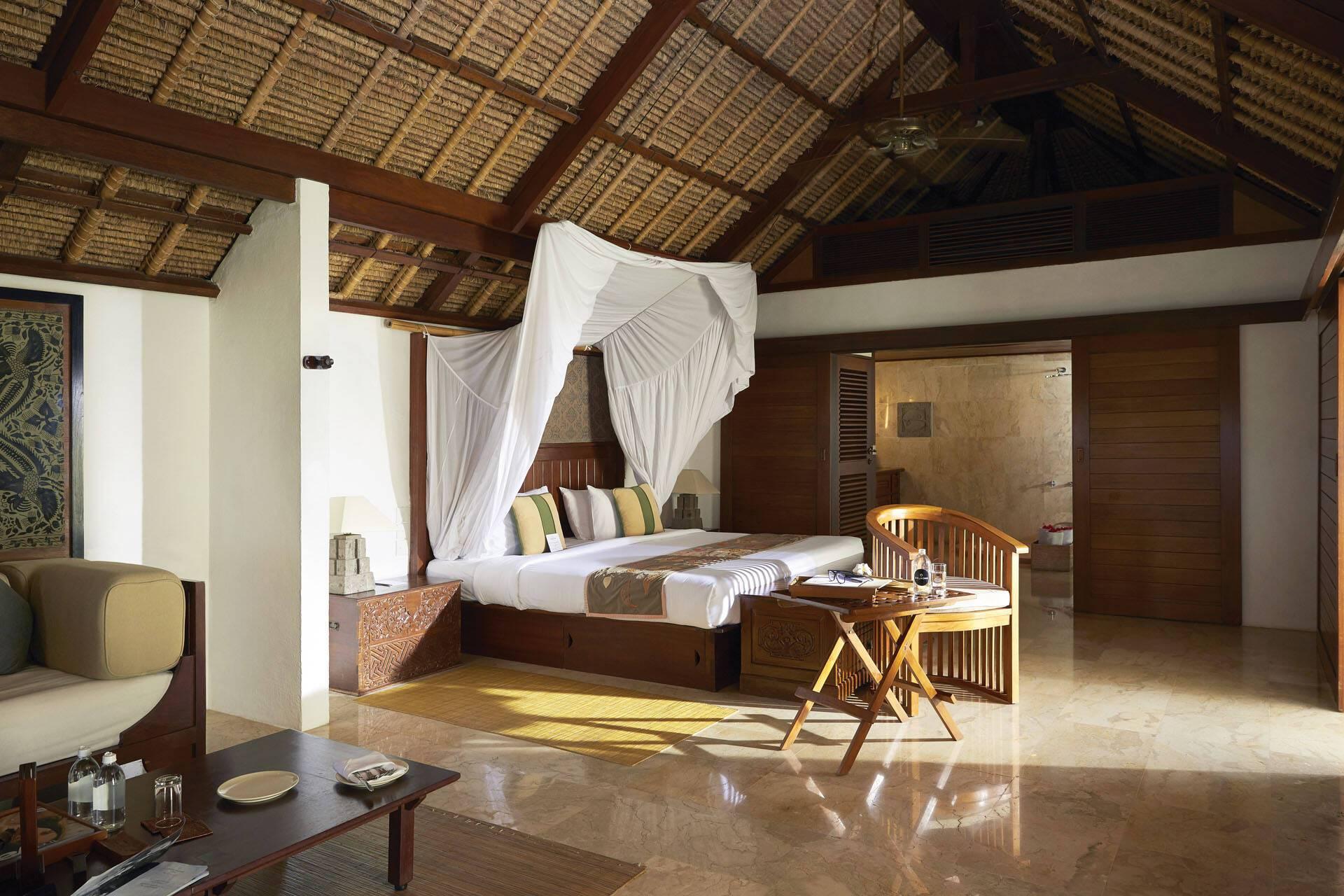 Belmond Jimbaran Puri Bali Chambre3