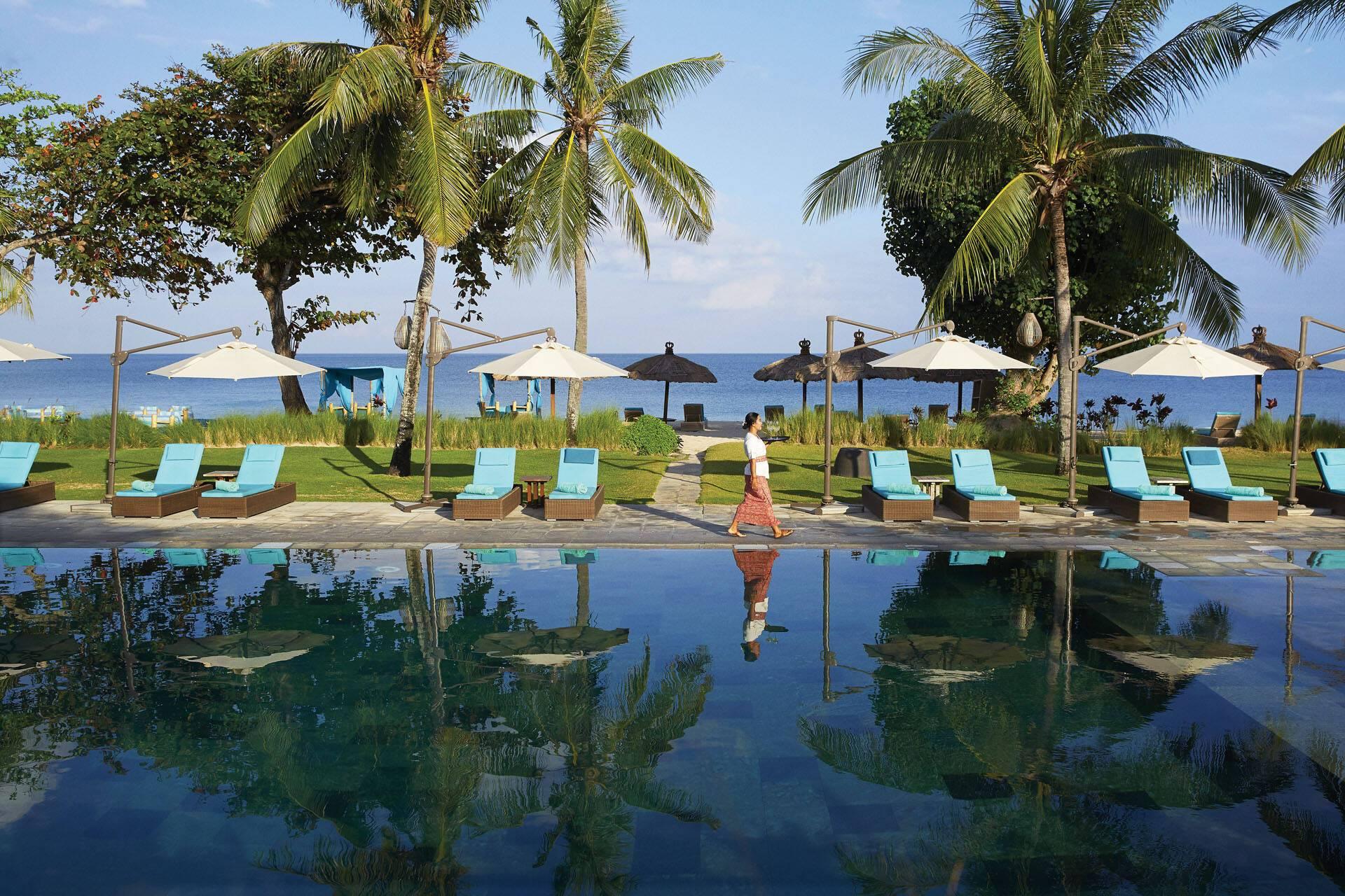 Belmond Jimbaran Puri Bali Piscine