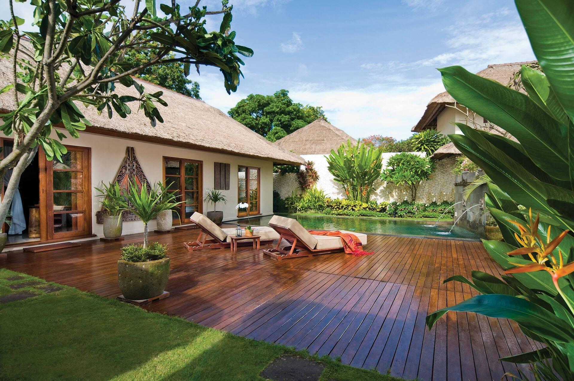 Belmond Jimbaran Puri Bali Villa Exterieur