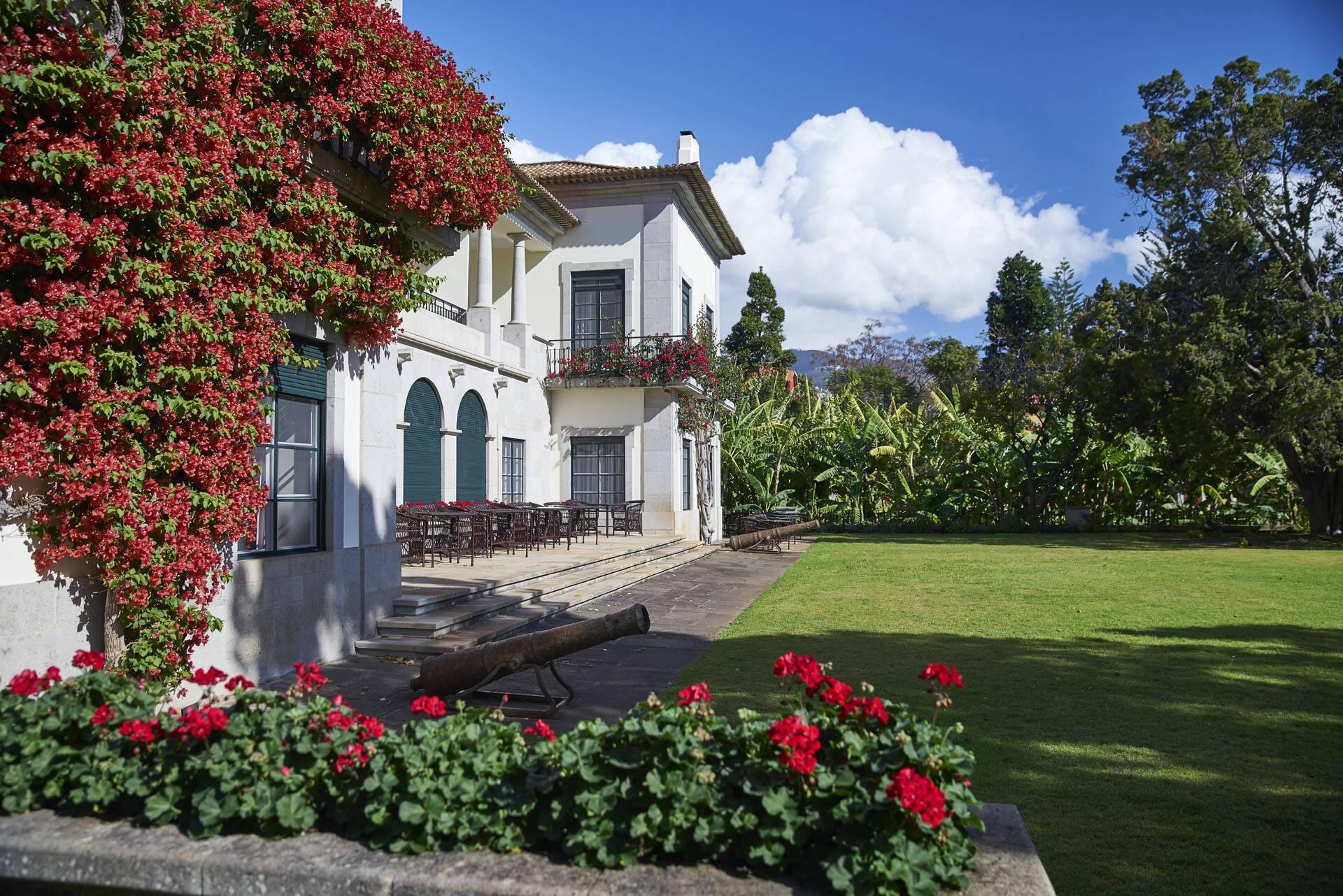 Estalagem Quinta Da Casa Branca Madere Manor House