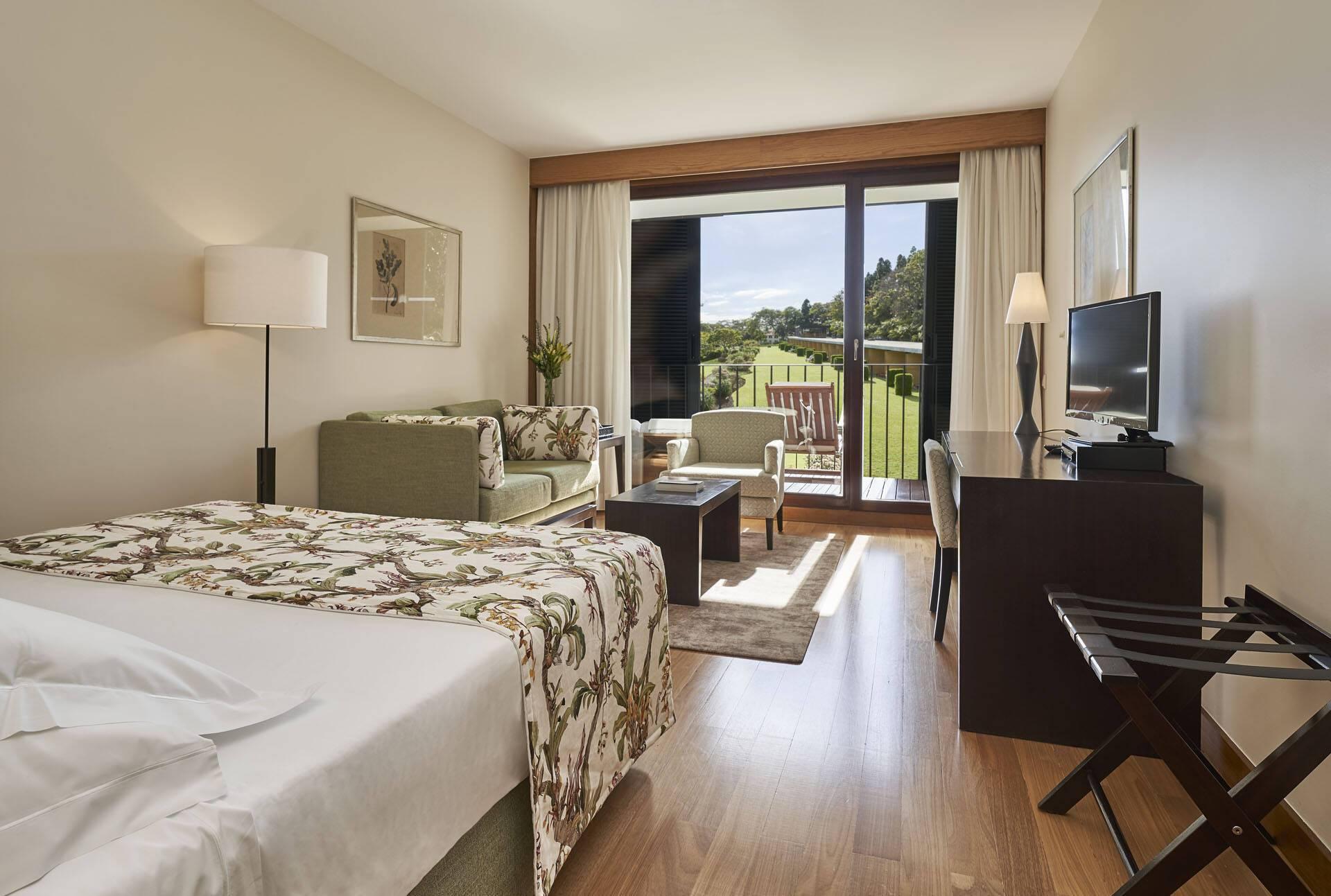 Estalagem Quinta Da Casa Branca Madere Premium Room