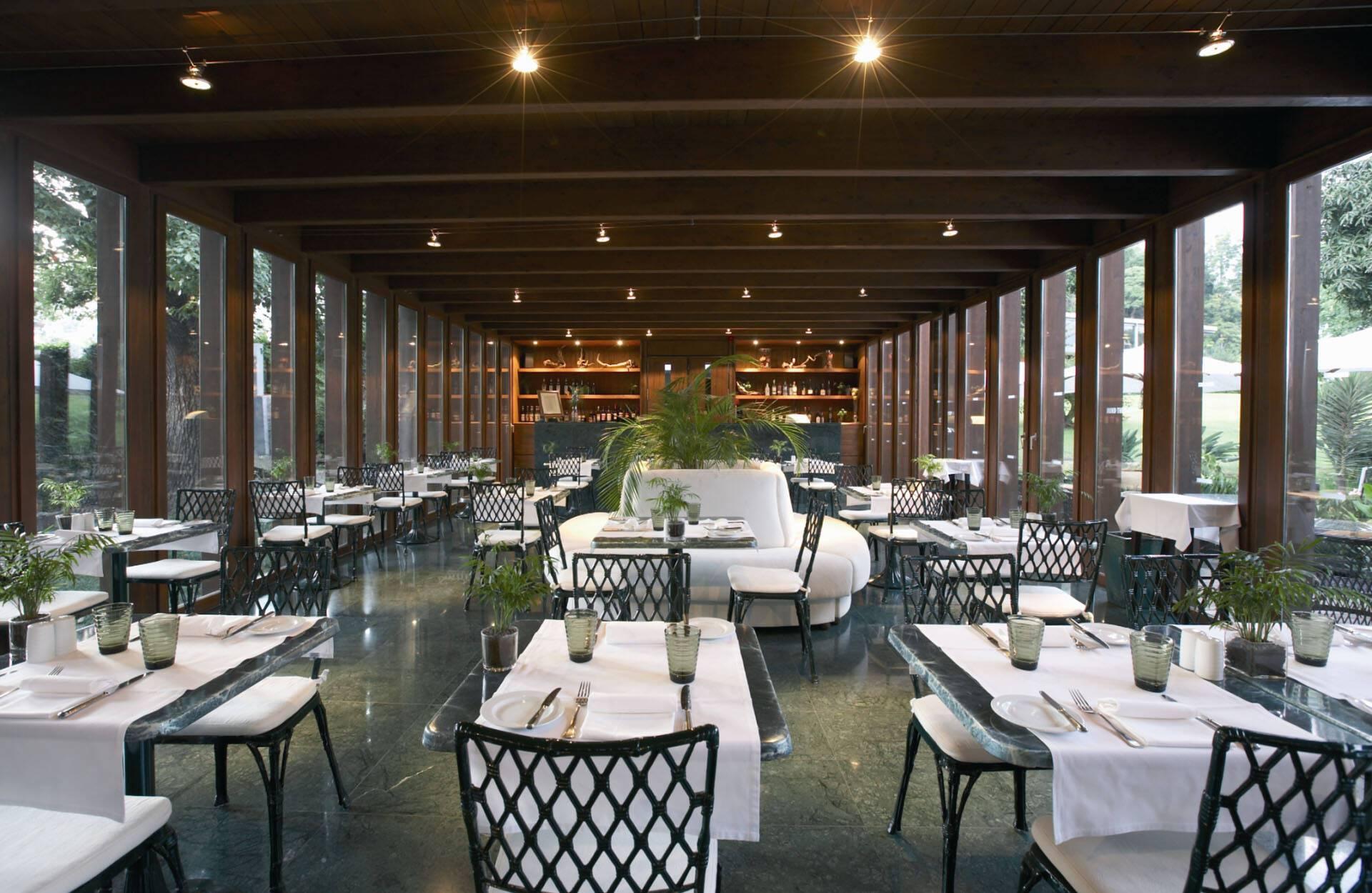 Estalagem Quinta Da Casa Branca Restaurant Garden Pavilion Madere