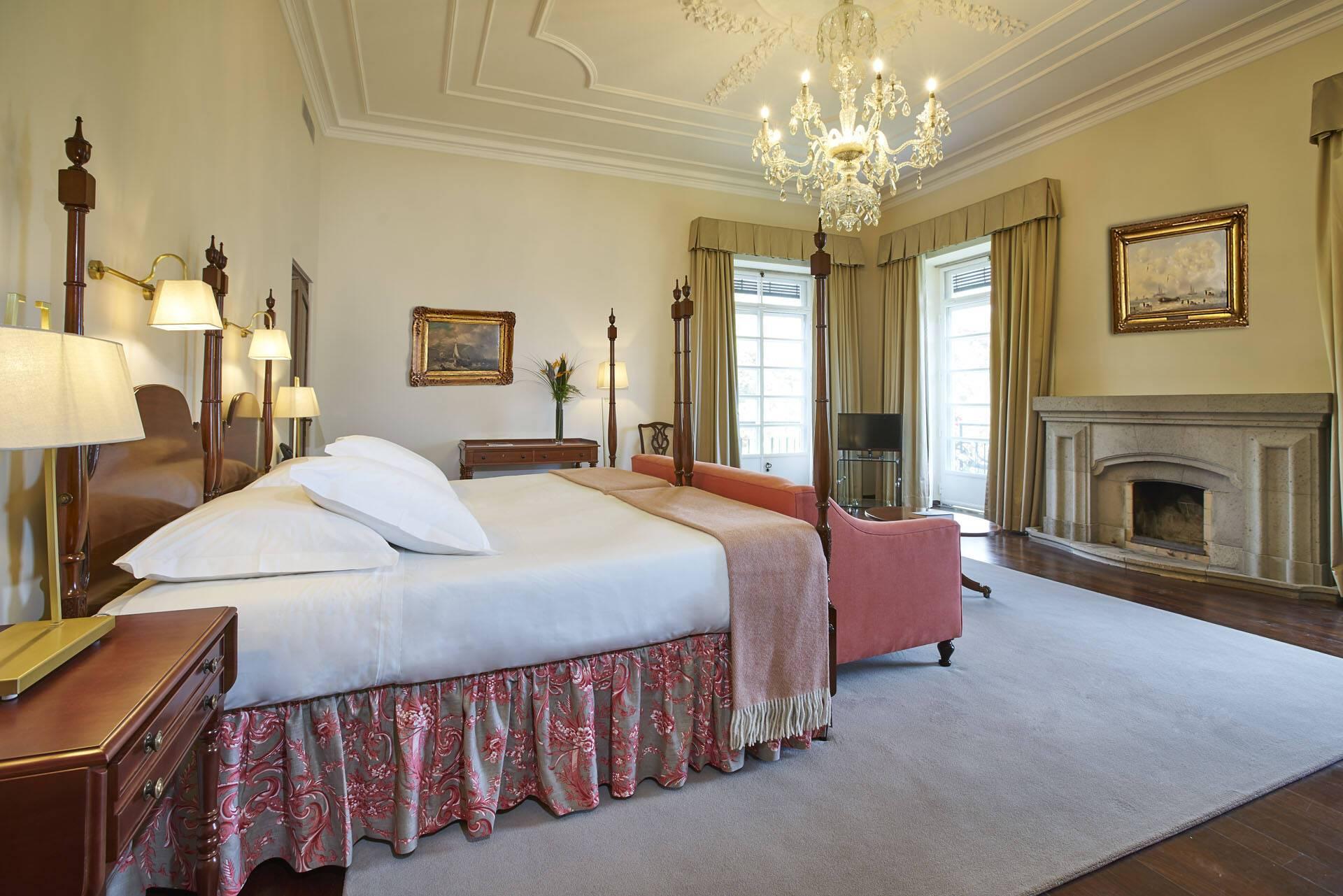 Estalagem Quinta Da Casa Branca Suite Manoir Madere