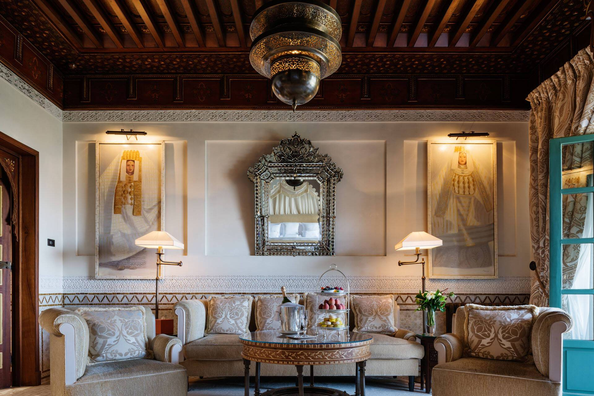 La Mamounia Marrakech Baldaquin Suite