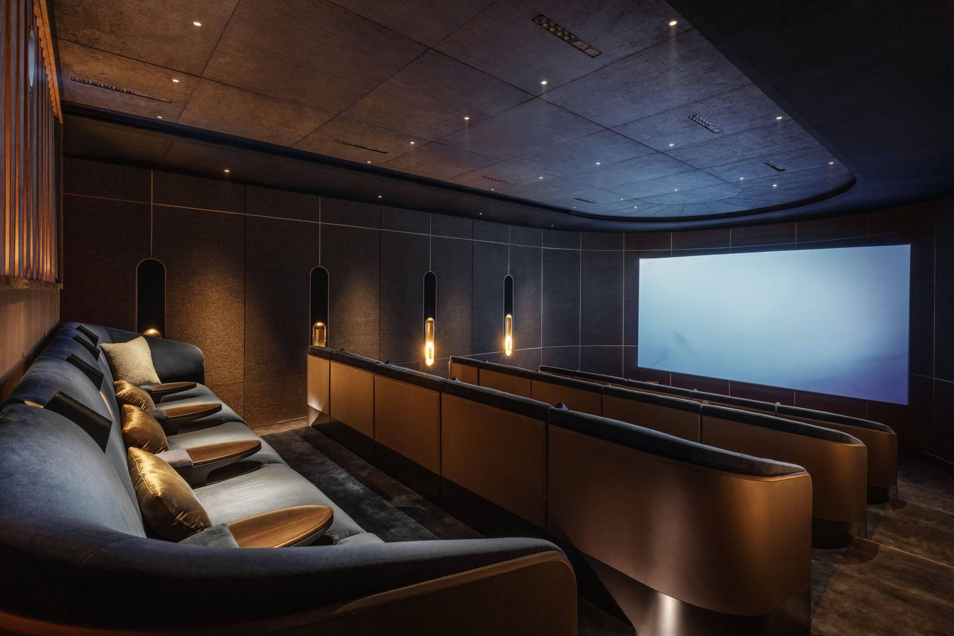 La Mamounia Marrakech Salle Cinema