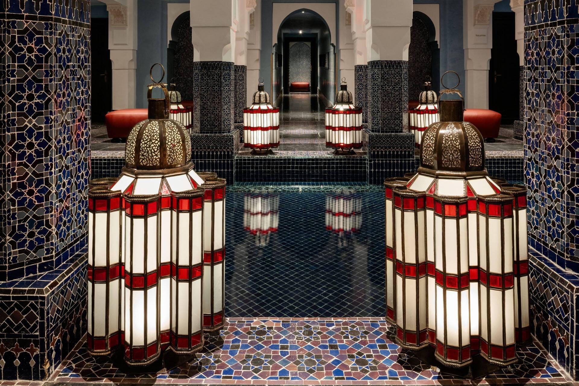 La Mamounia Marrakech Spa
