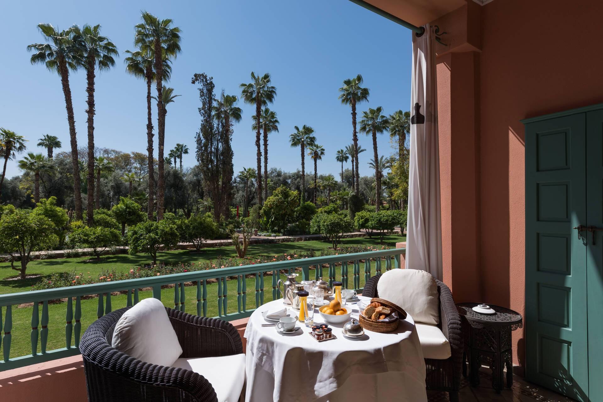 Mamounia Deluxe Room Terrasse Marrakech