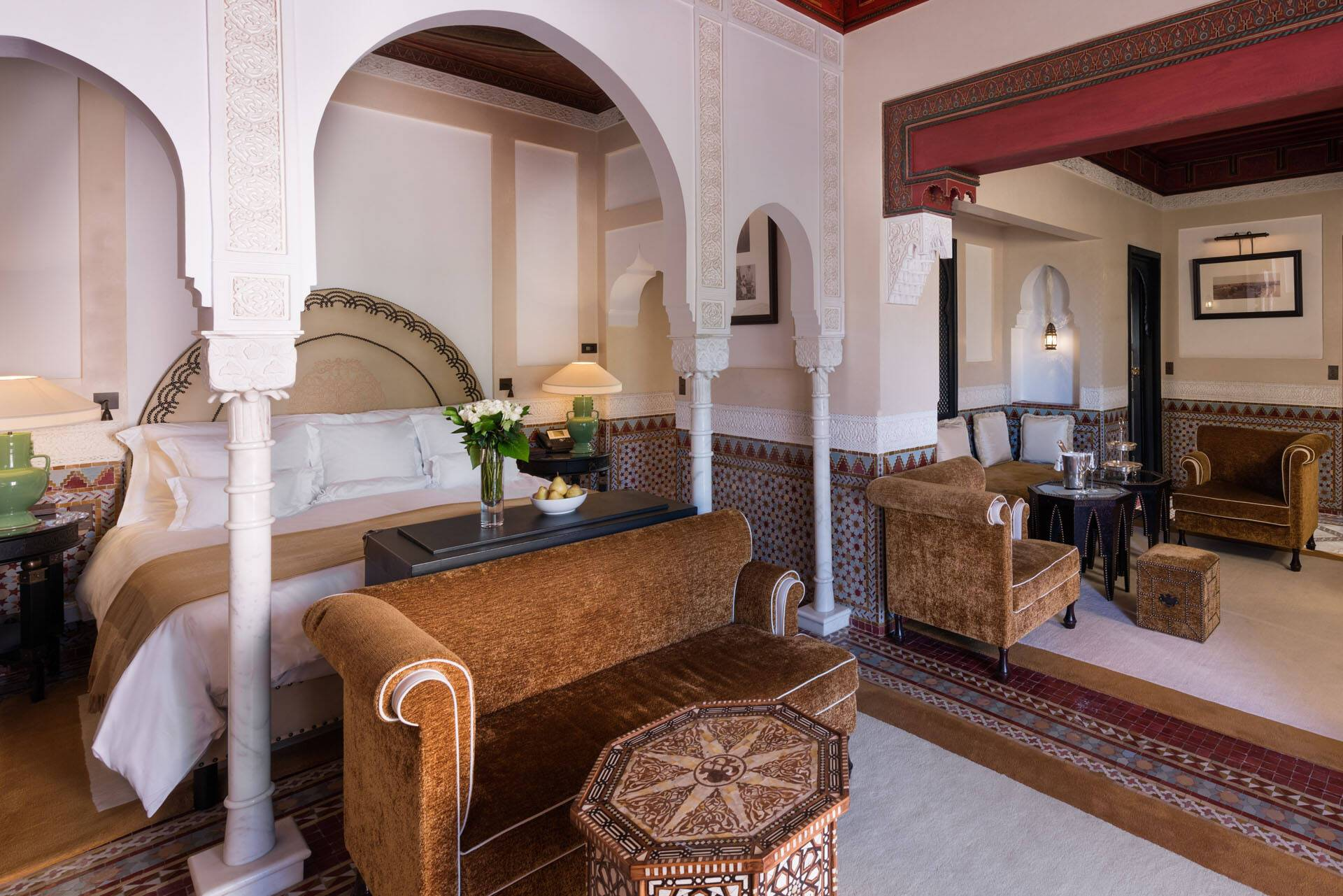 Mamounia Marrakech Suite Agdal