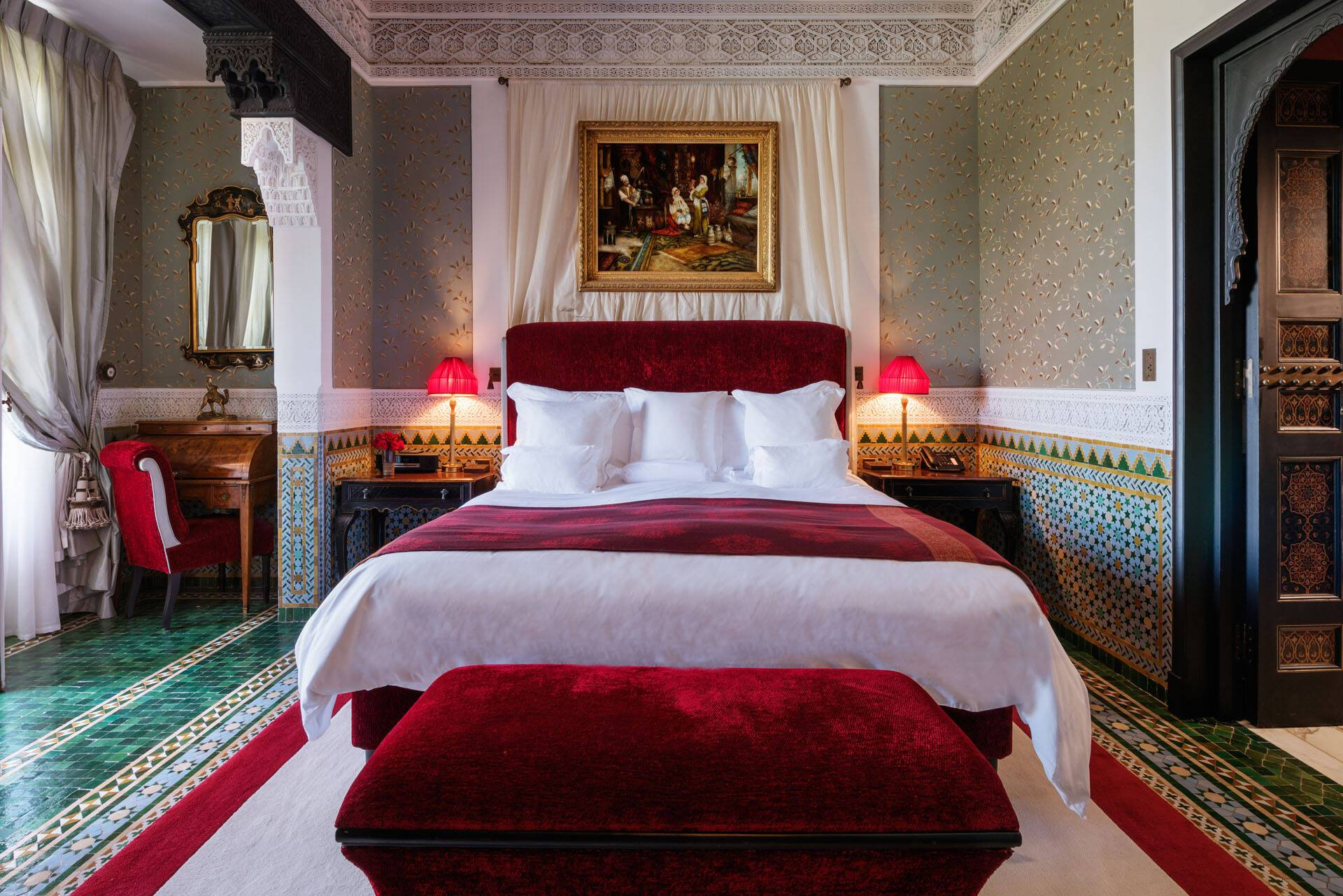 Mamounia Marrakech Suite Al Mamoun