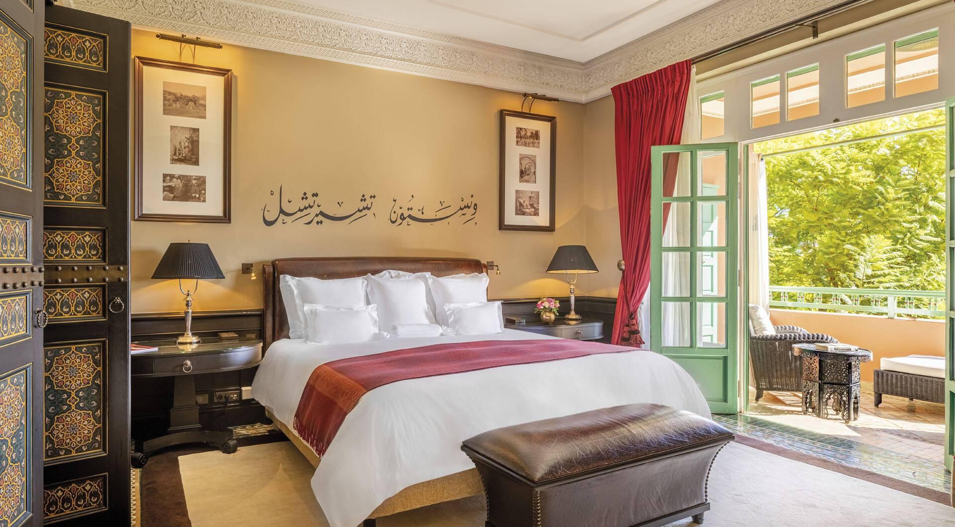 Mamounia Marrakech Suite Churchill
