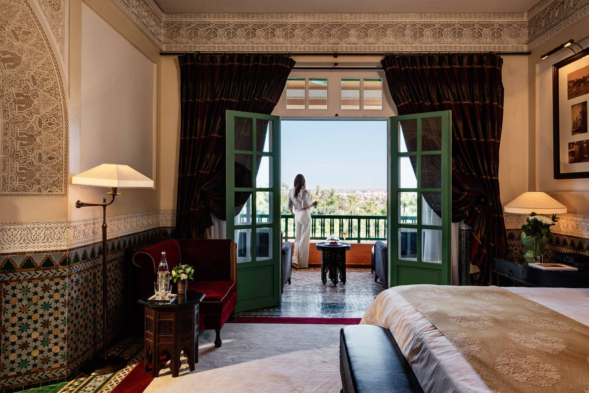 Mamounia Marrakech Suite Executive