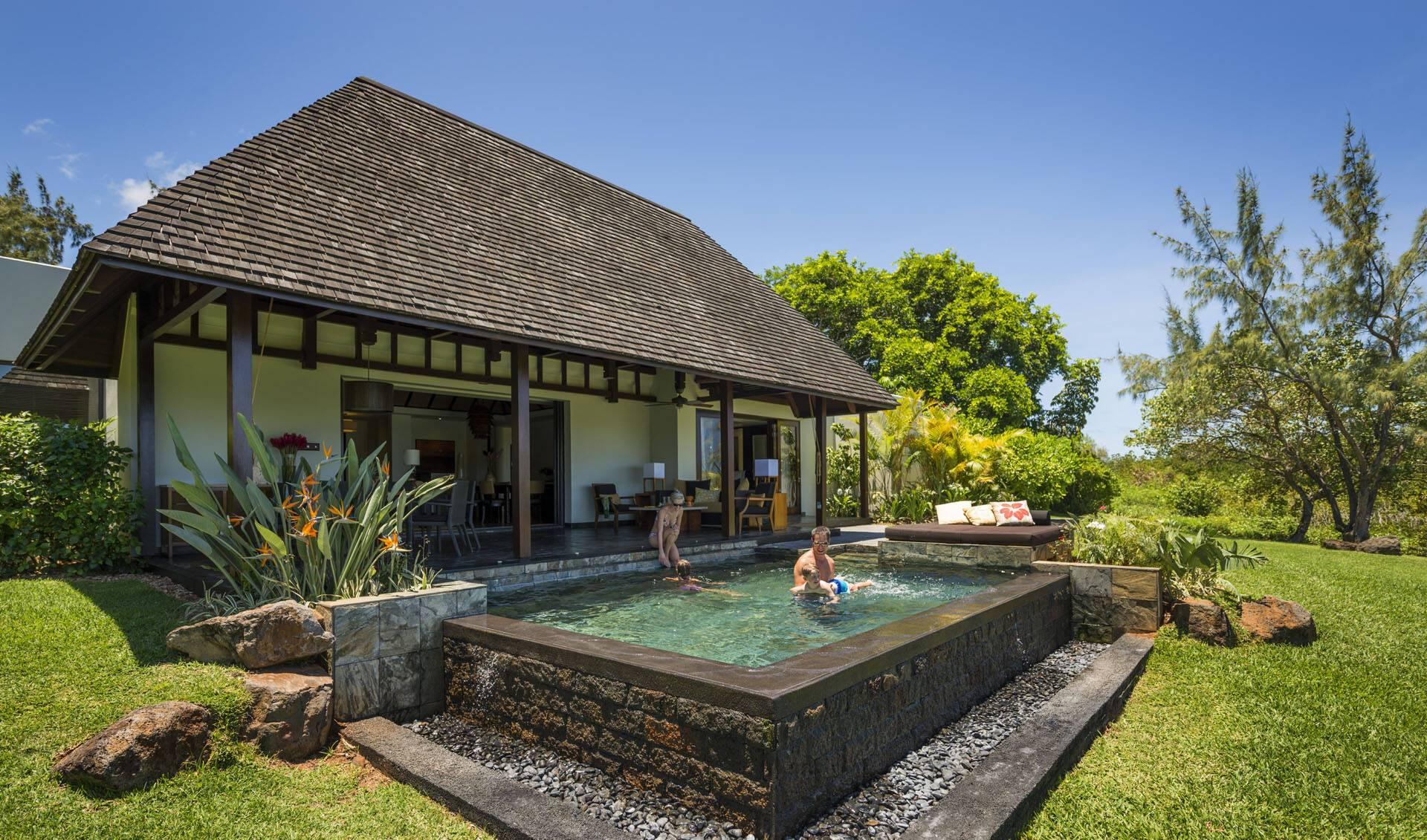 Four Seasons Maurice Anahita Garden Residence Villa