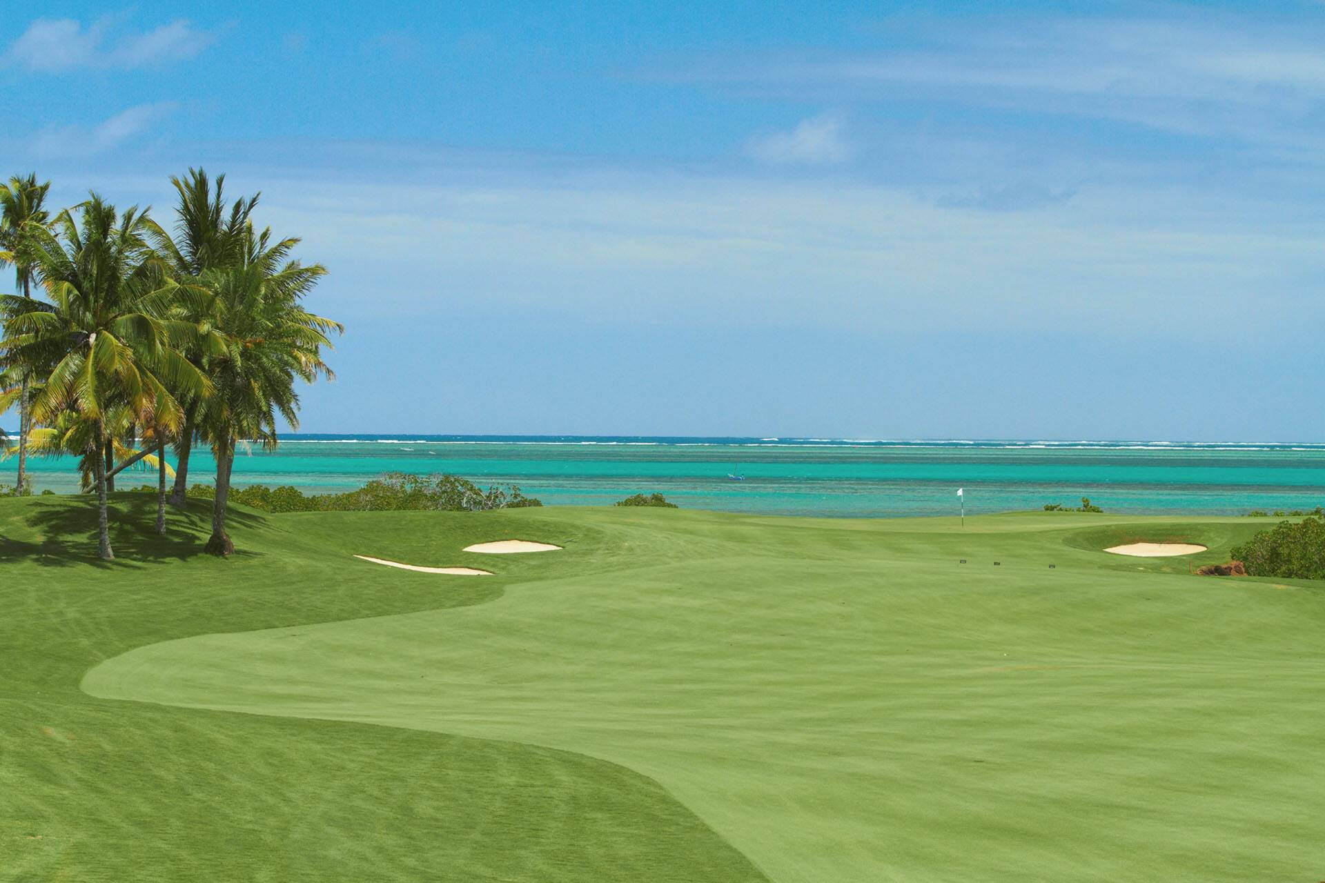 Four Seasons Maurice Anahita Golf
