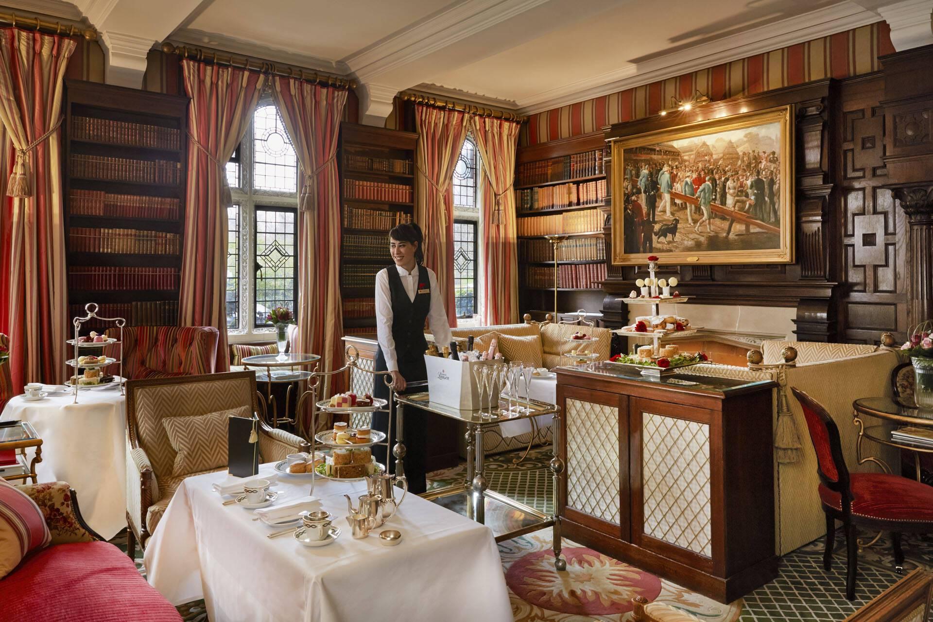 Milestone Londres Afternoon Tea Park Lounge