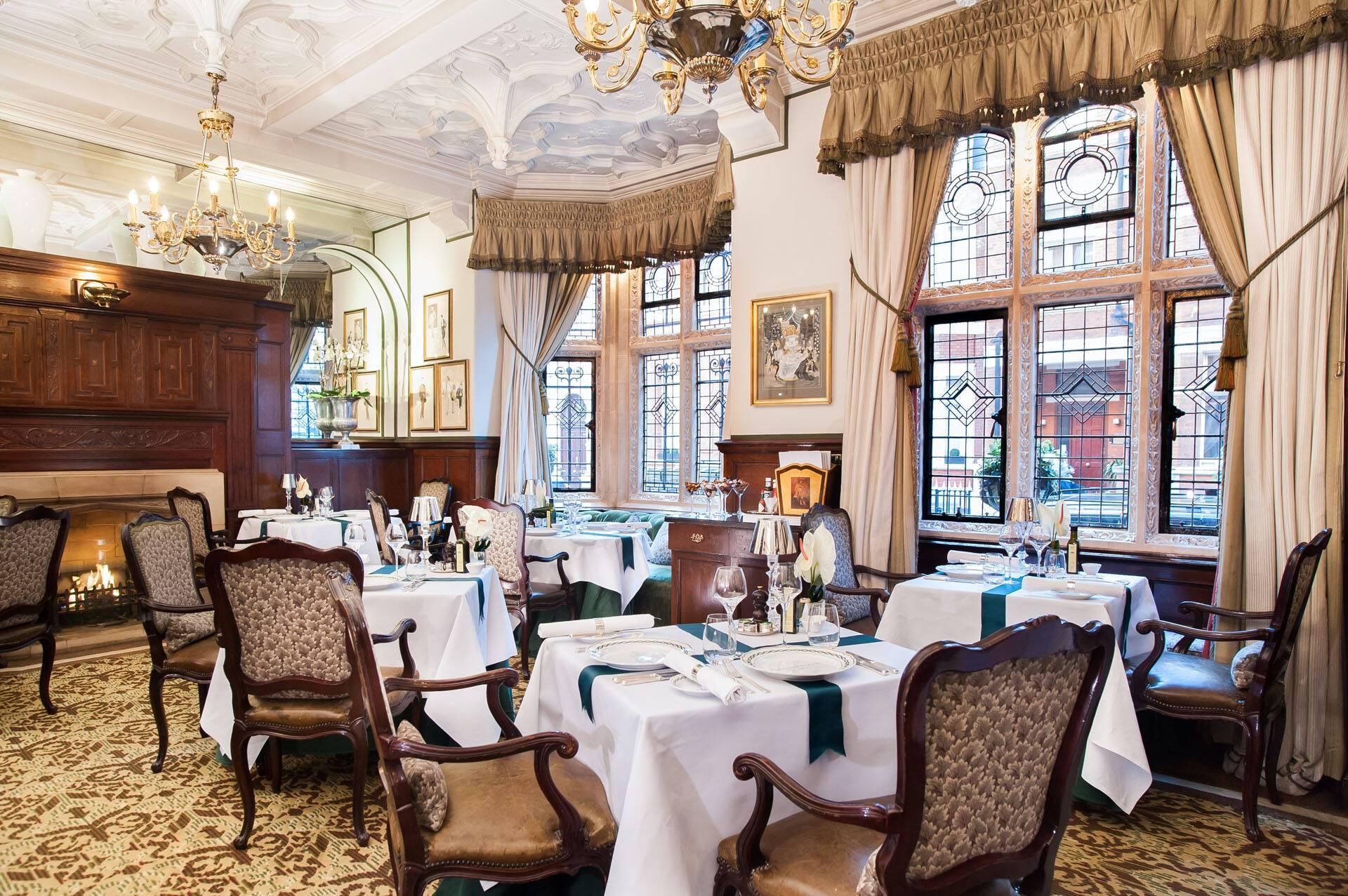 Milestone Londres Cheneston Restaurant