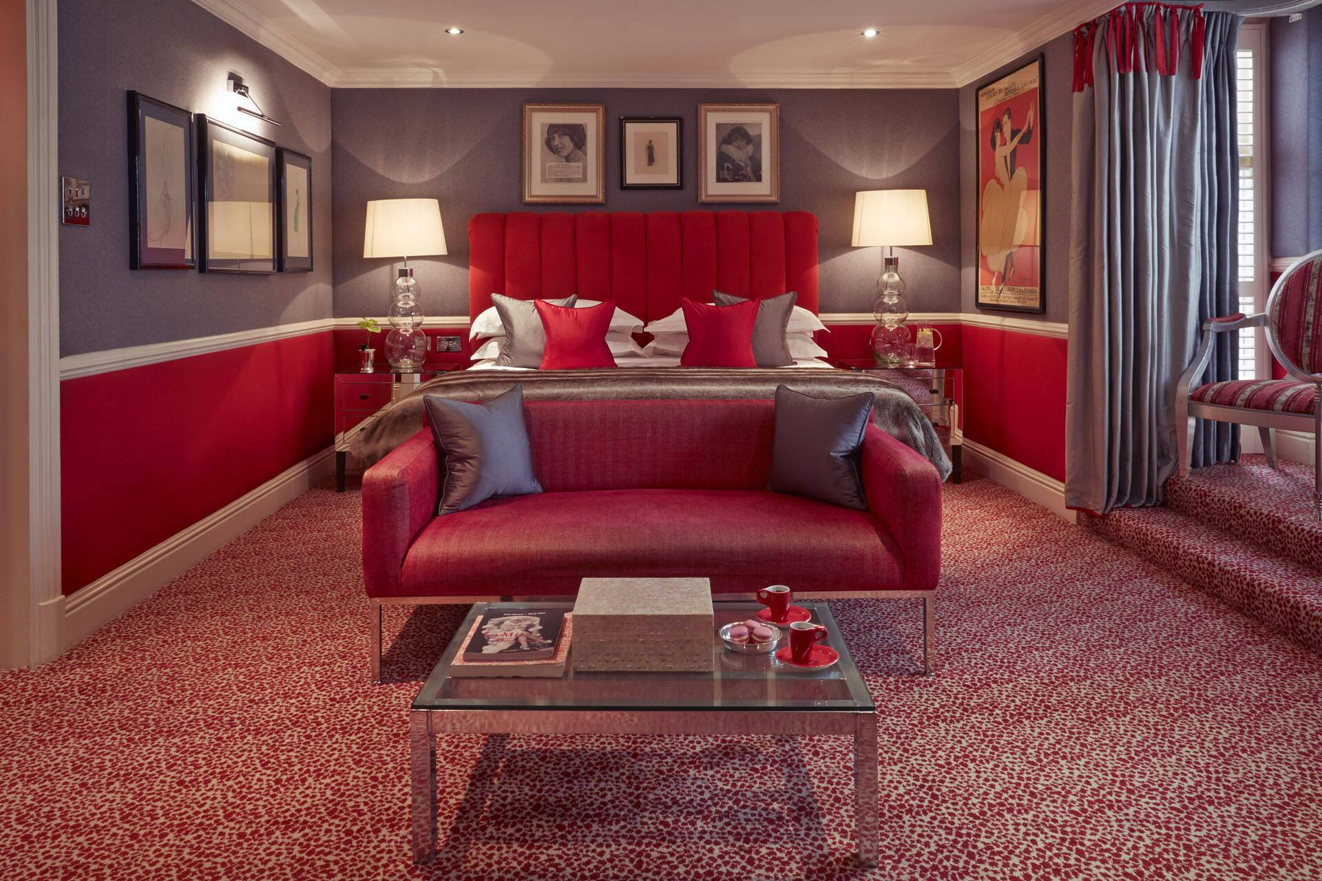 Milestone Londres Mistinguett Suite