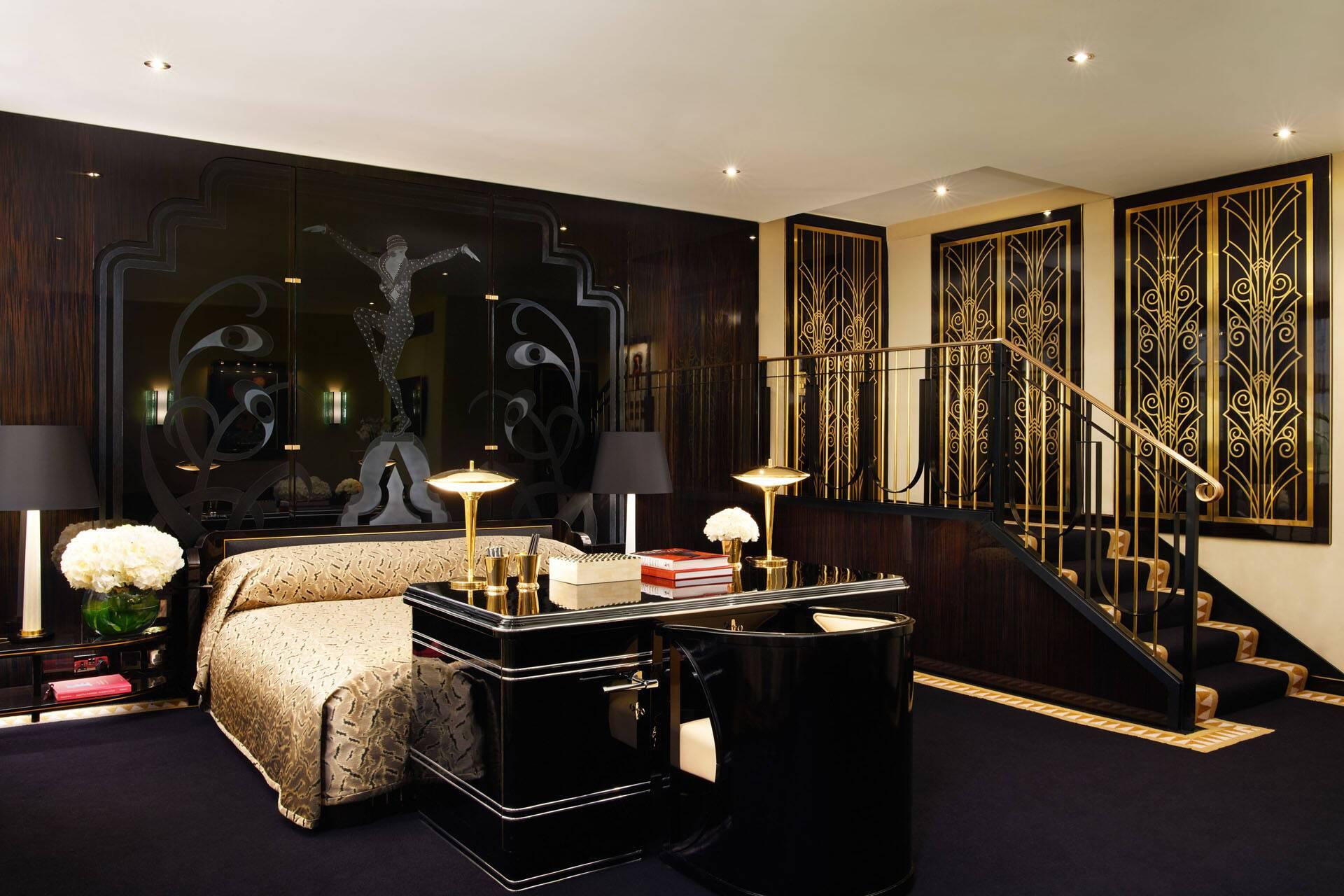 Milestone Londres Ruhlmann Suite