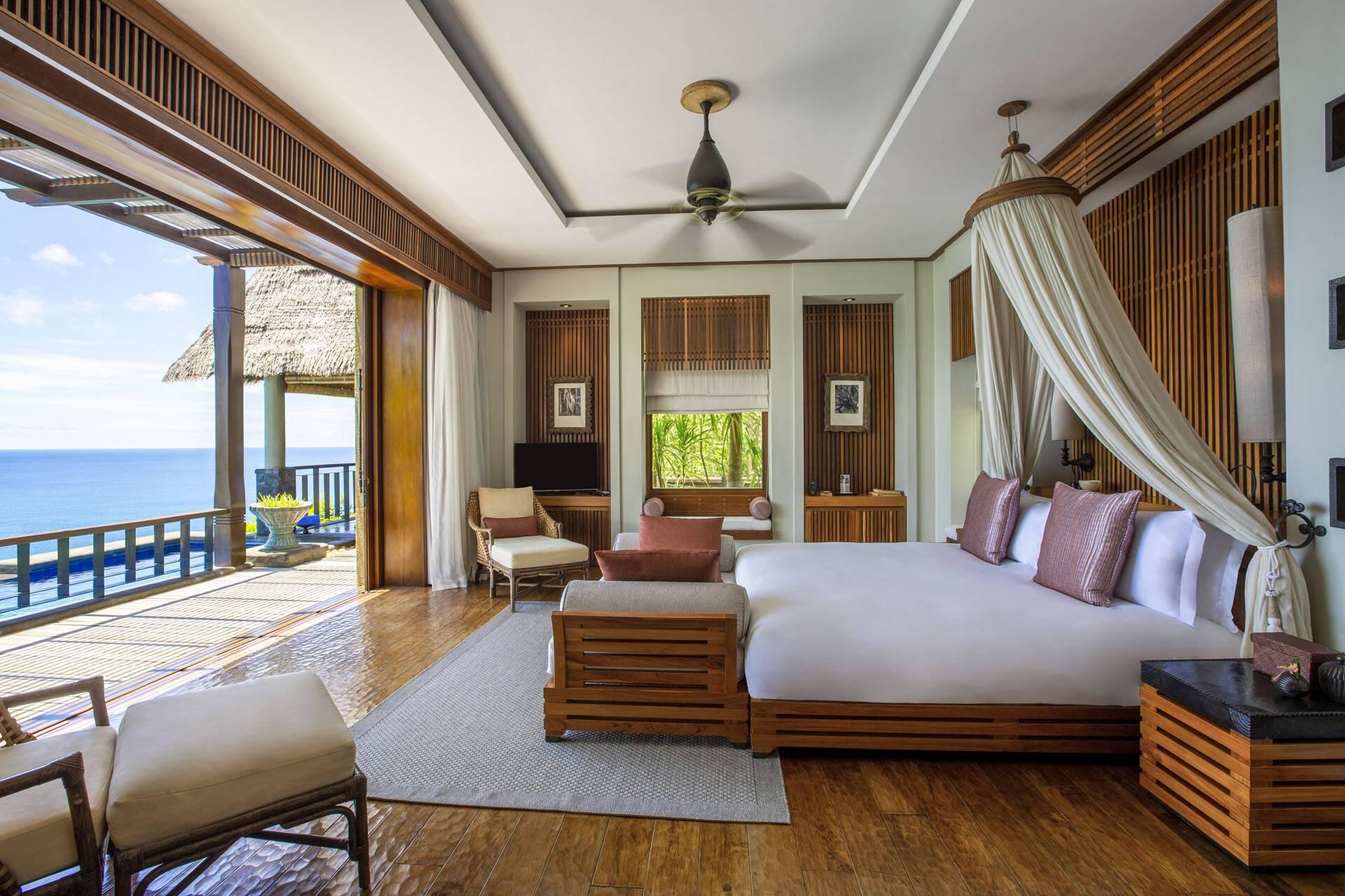 Anantara Maia Seychelles Villa Interieur