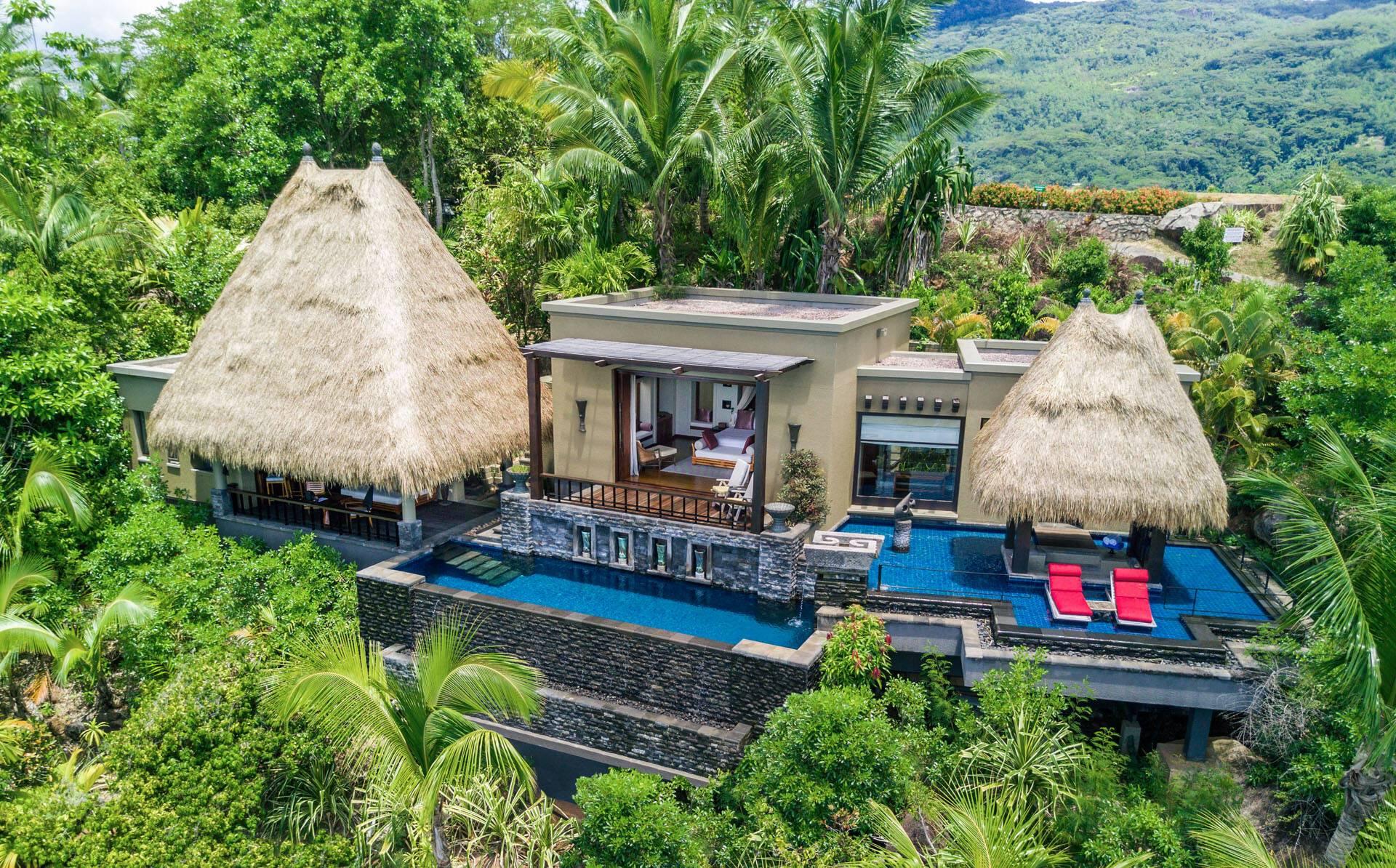 Anantara Maia Seychelles Villa Ocean View Pool Villas Exterior