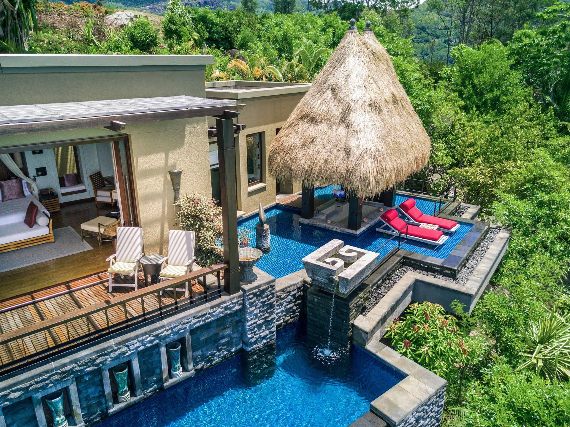 Anantara Maia Seychelles Villa Premier Ocean View Pool Piscine