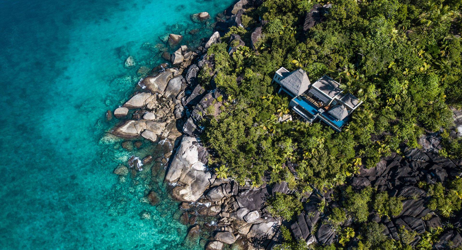 Anantara Maia Seychelles Villa Premier Ocean View Pool