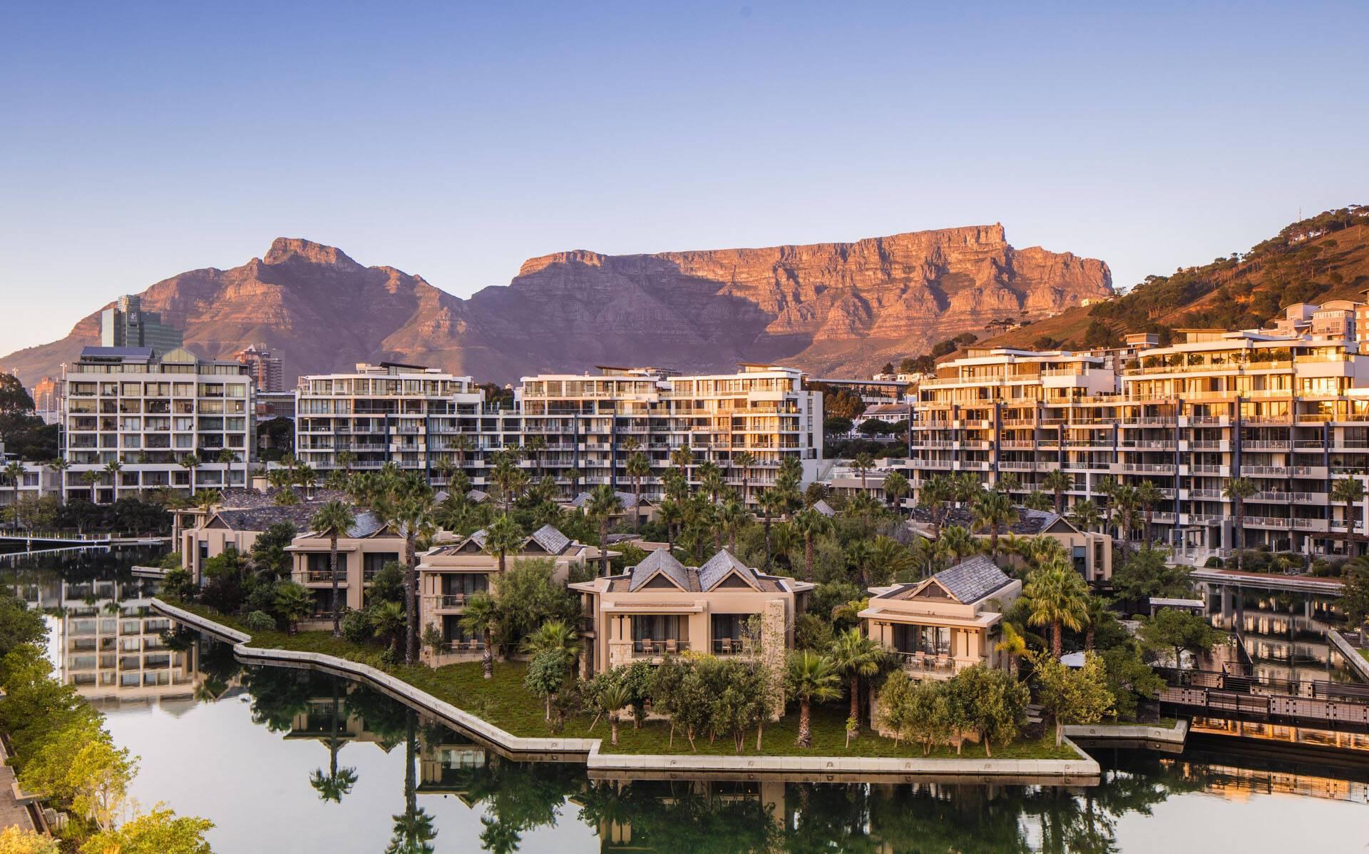 One Only Le Cap Afrique Sud Exterieur Hotel