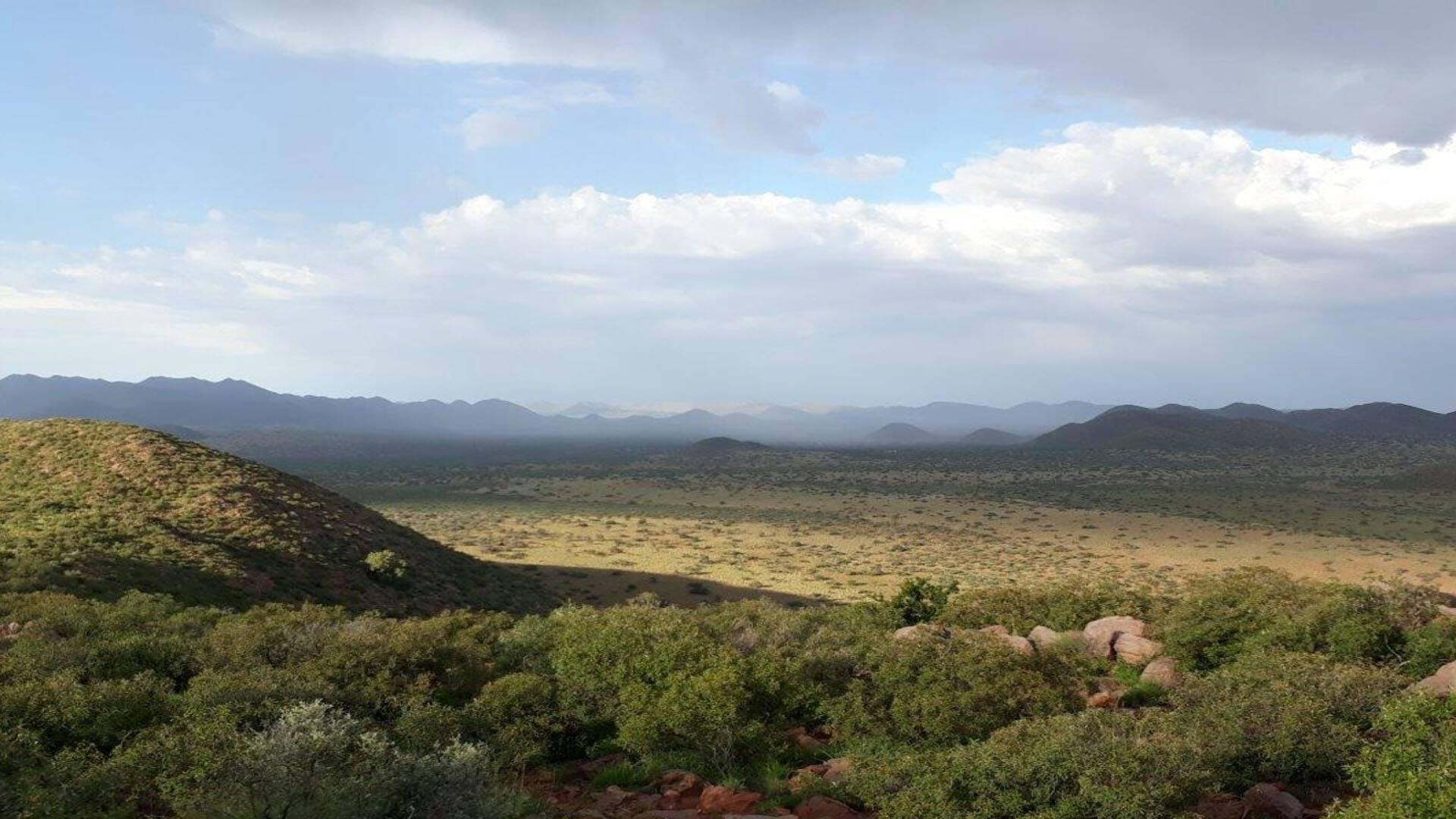 Tswalu Reserve Motse Afrique Sud Landscape