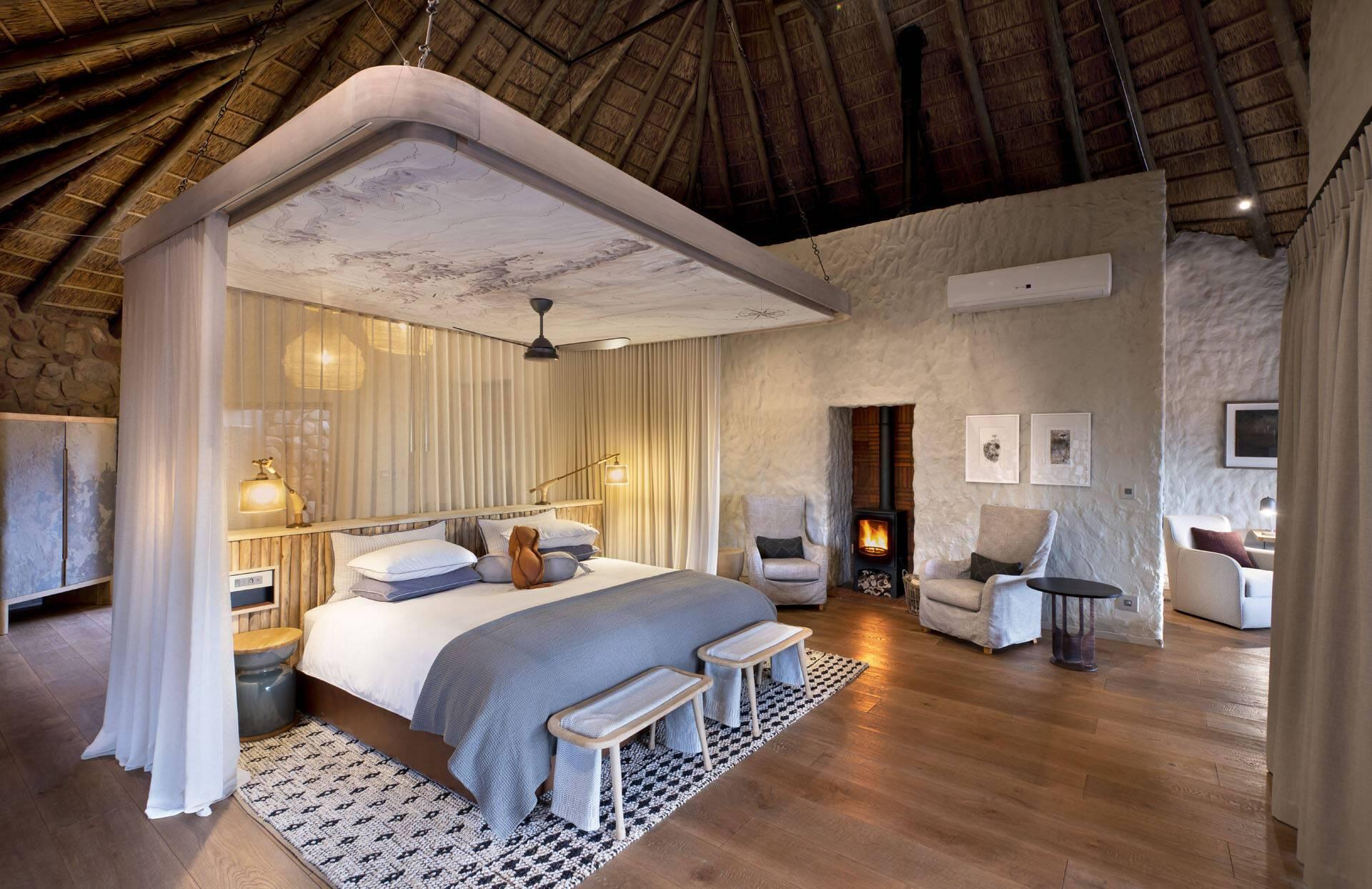 Tswalu Reserve Motse Afrique Sud Suite