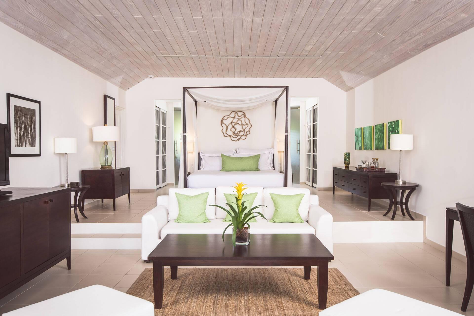 Carlisle Bay Antigua Suite Chambre