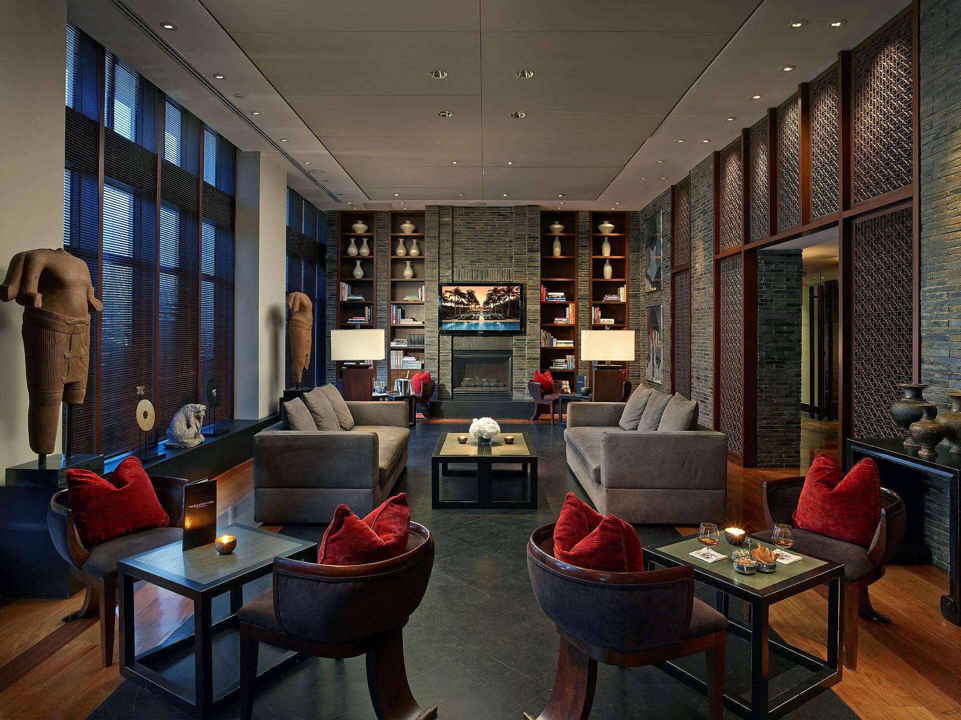 Setai Miami Lounge