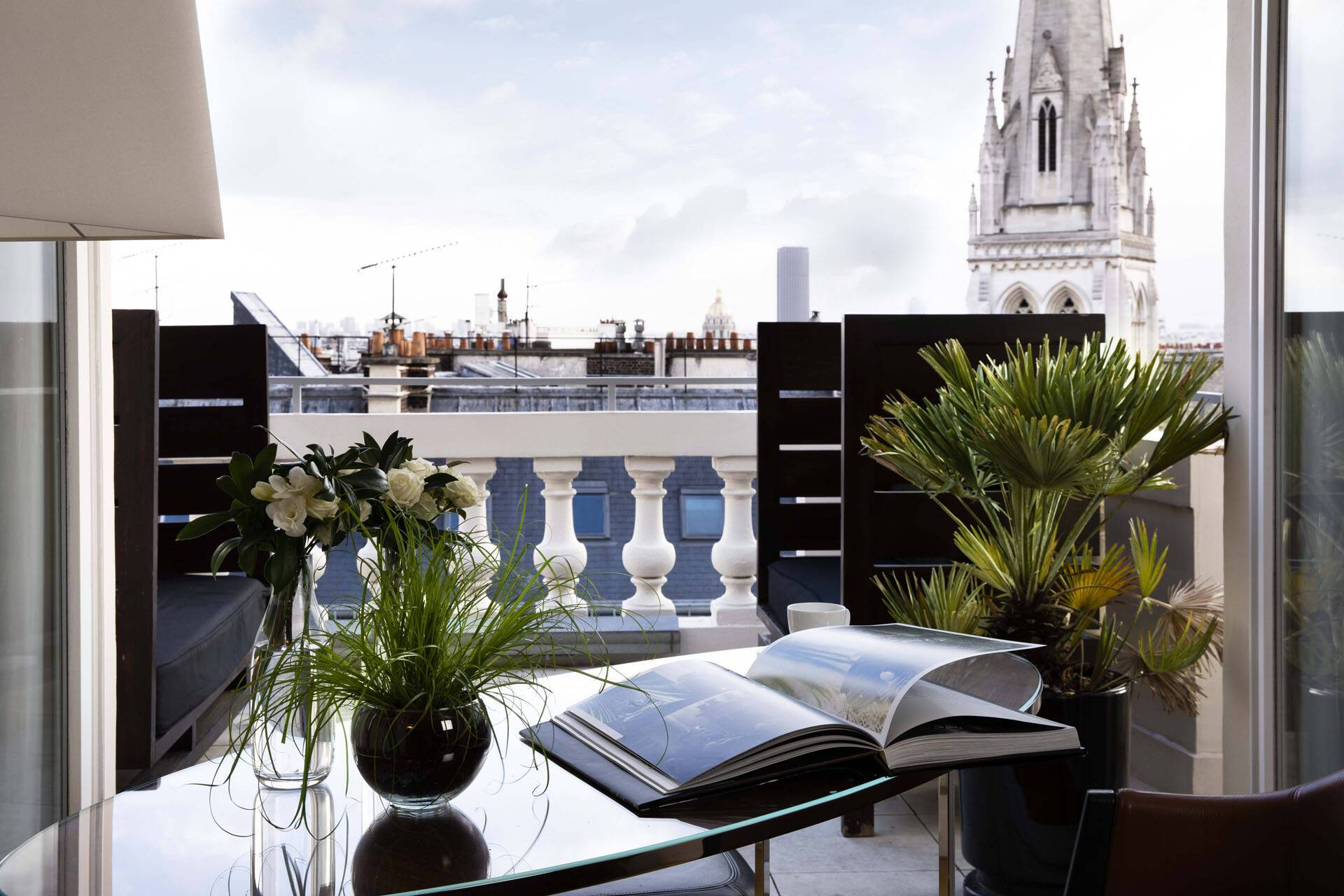Hotel Sers Paris Chambre 3934