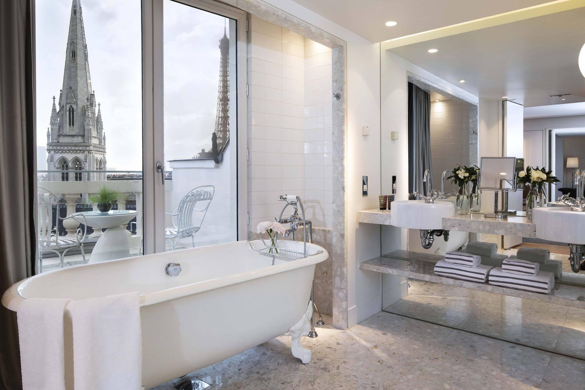 Hotel Sers Paris Chambre 4028