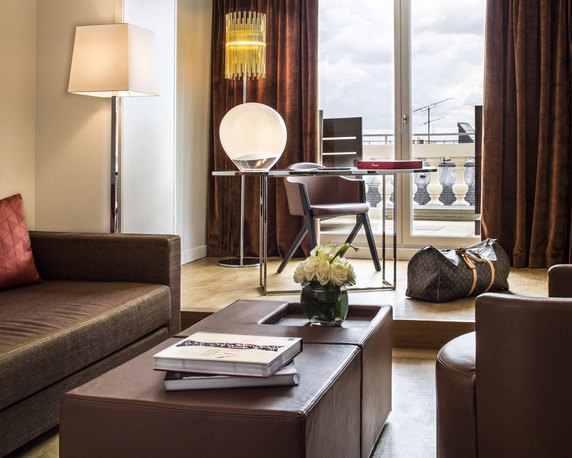 Hotel Sers Paris Eiffel Suite