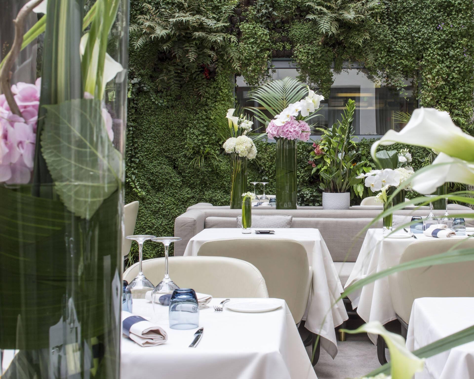 Hotel Sers Paris Restaurant Verriere