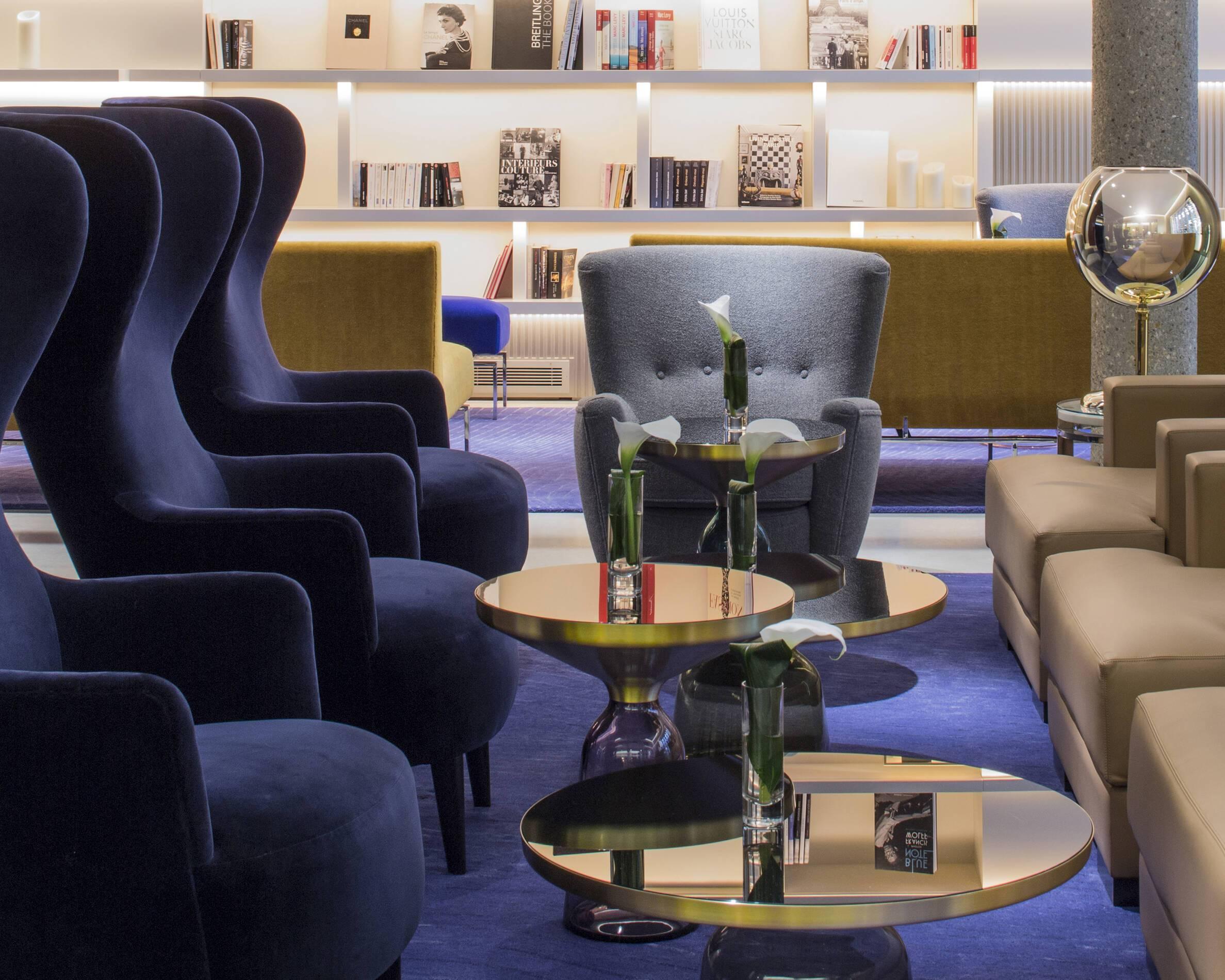 Hotel Sers salon Paris