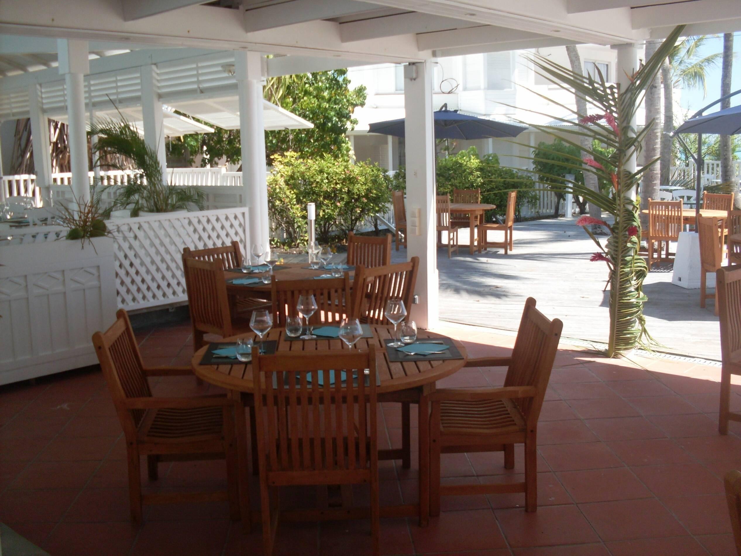 La Cocoteraie Restaurant Coco Guadeloupe