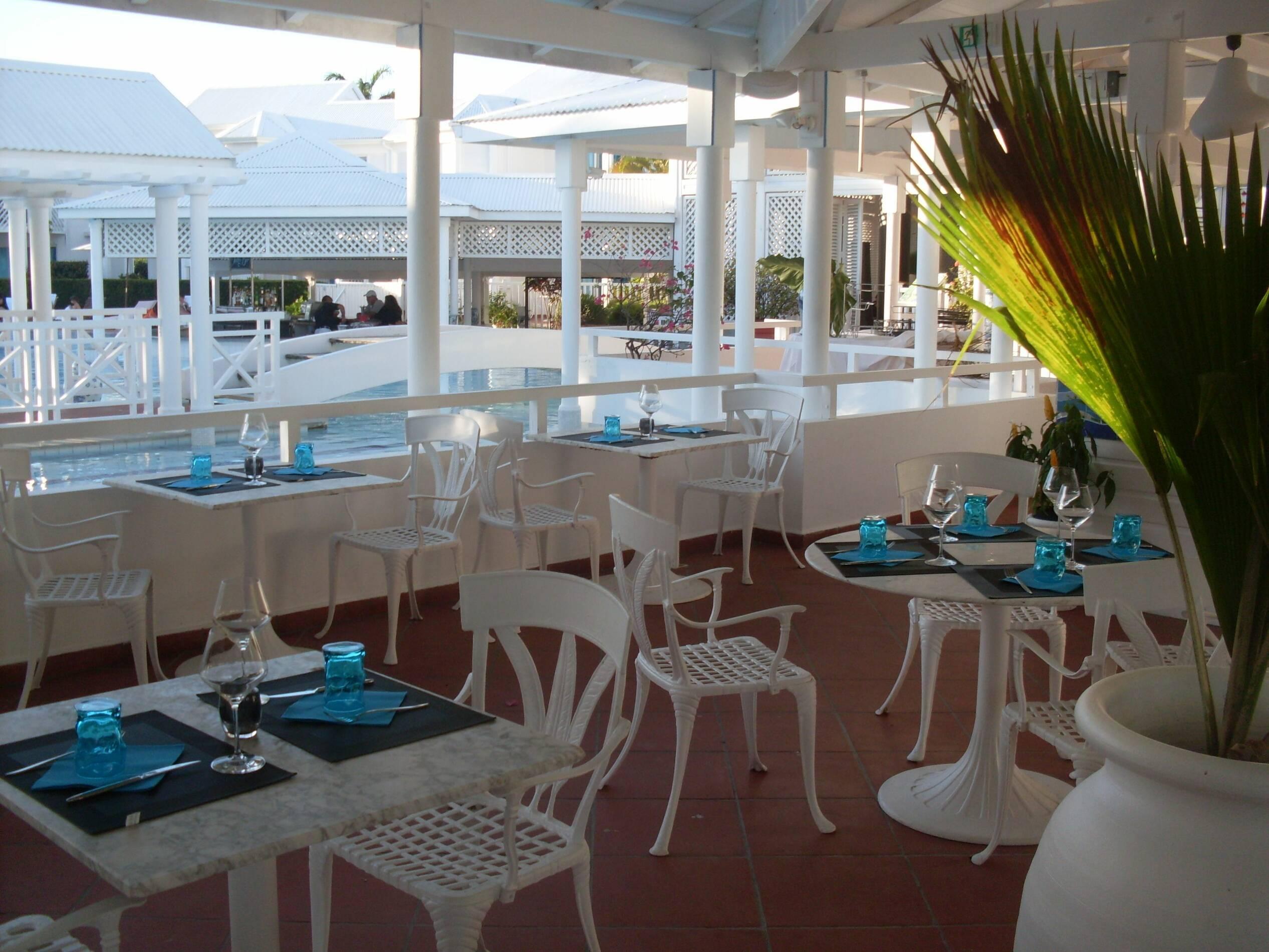 La Cocoteraie Restaurant Guadeloupe