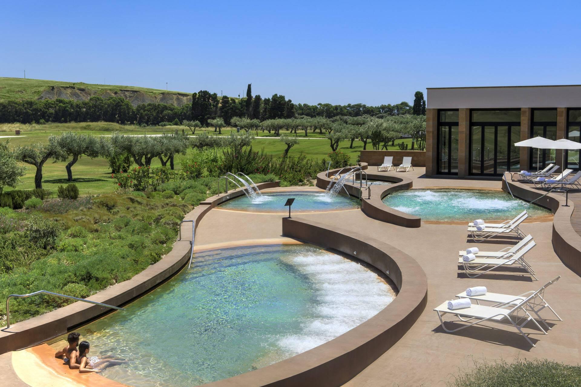 Verdura Resort Sicile Spa Thalassotherapy Piscines