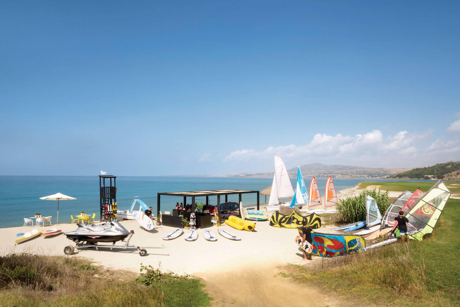 Verdura Resort Sicile Sport Club