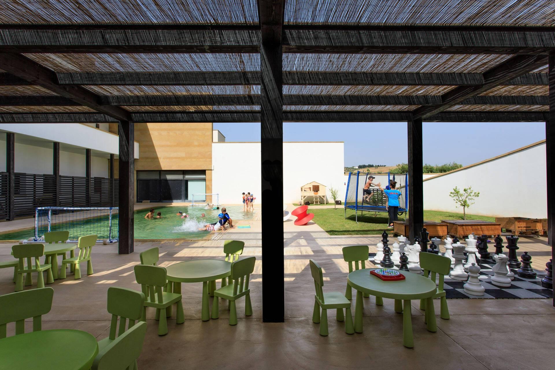Verdura Resort Sicile VerdulandKids Club