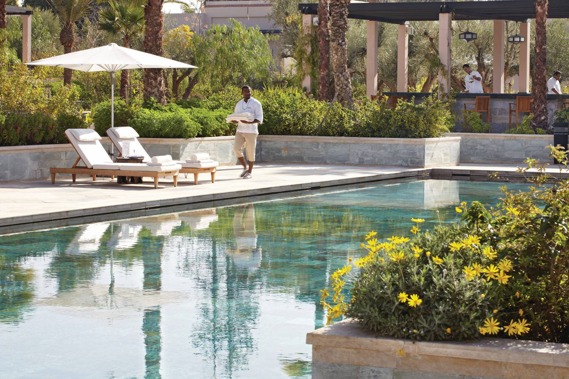 Four Seasons Marrakech Adult Pool