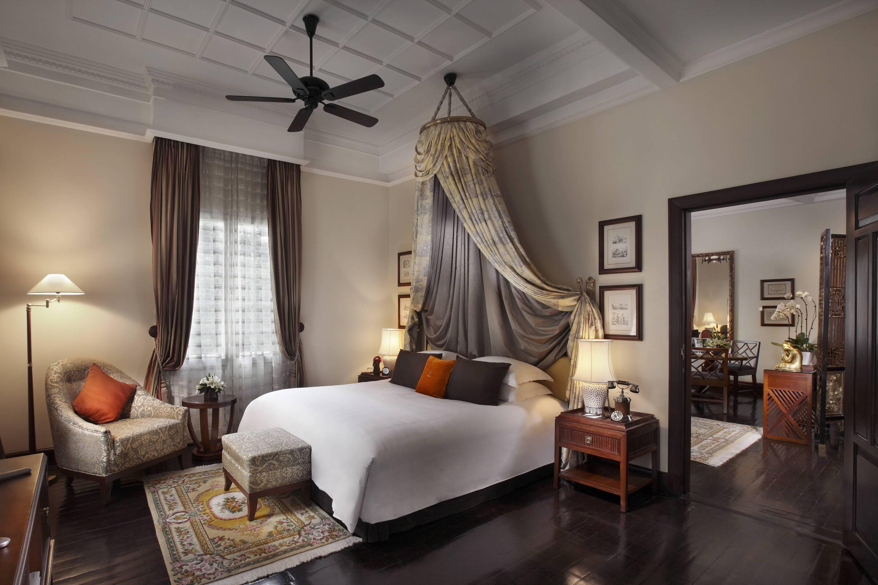 Sofitel Legend Metropole Hanoi Legendary Suite Chambre Vietnam