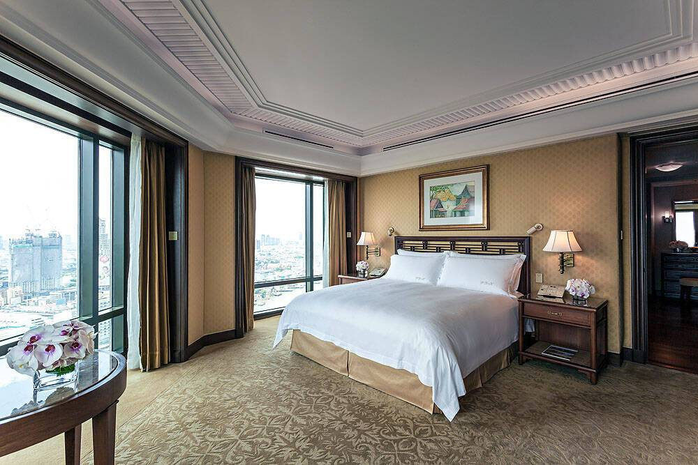 The Peninsula Bangkok Grand Terrace Suite 05