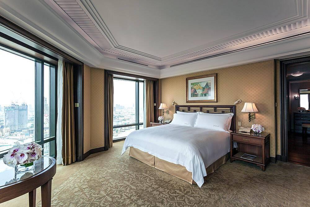 The Peninsula Bangkok Grand Terrace Suite 05