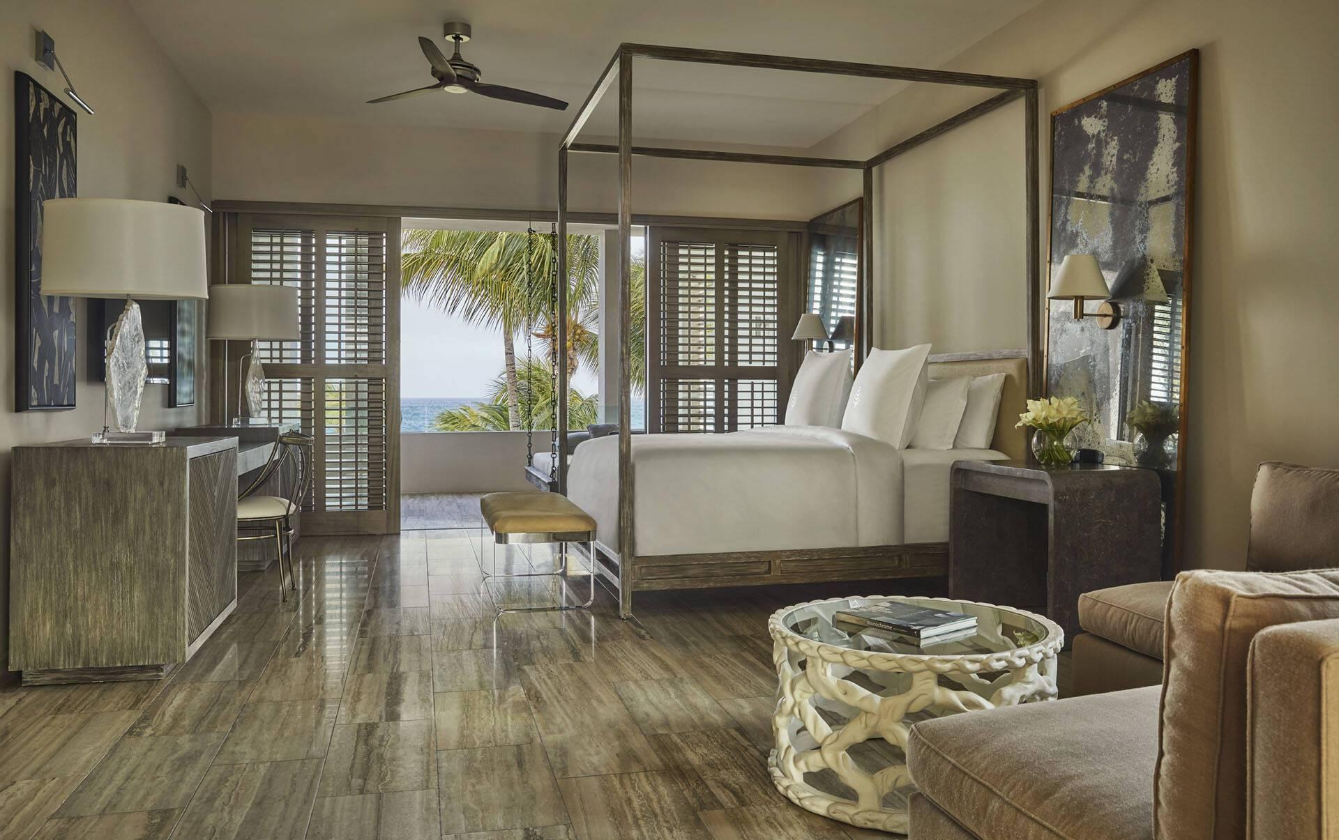 Four Seasons Anguilla Three Bedroom Beachfront Villa AnguillaJPG