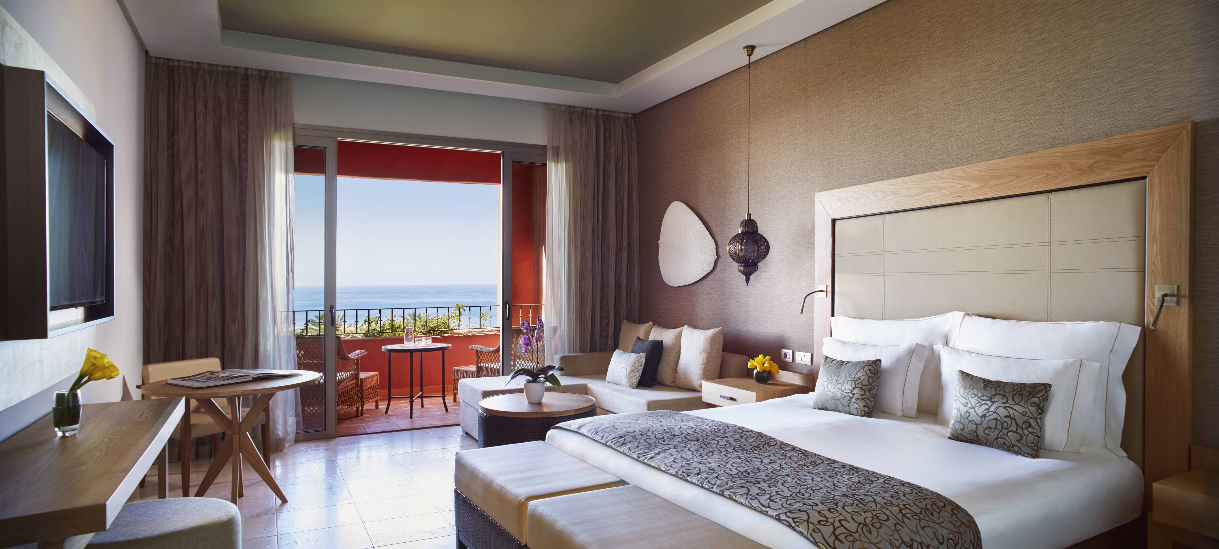 Abama Chambre Double Deluxe Ocean View Canaries