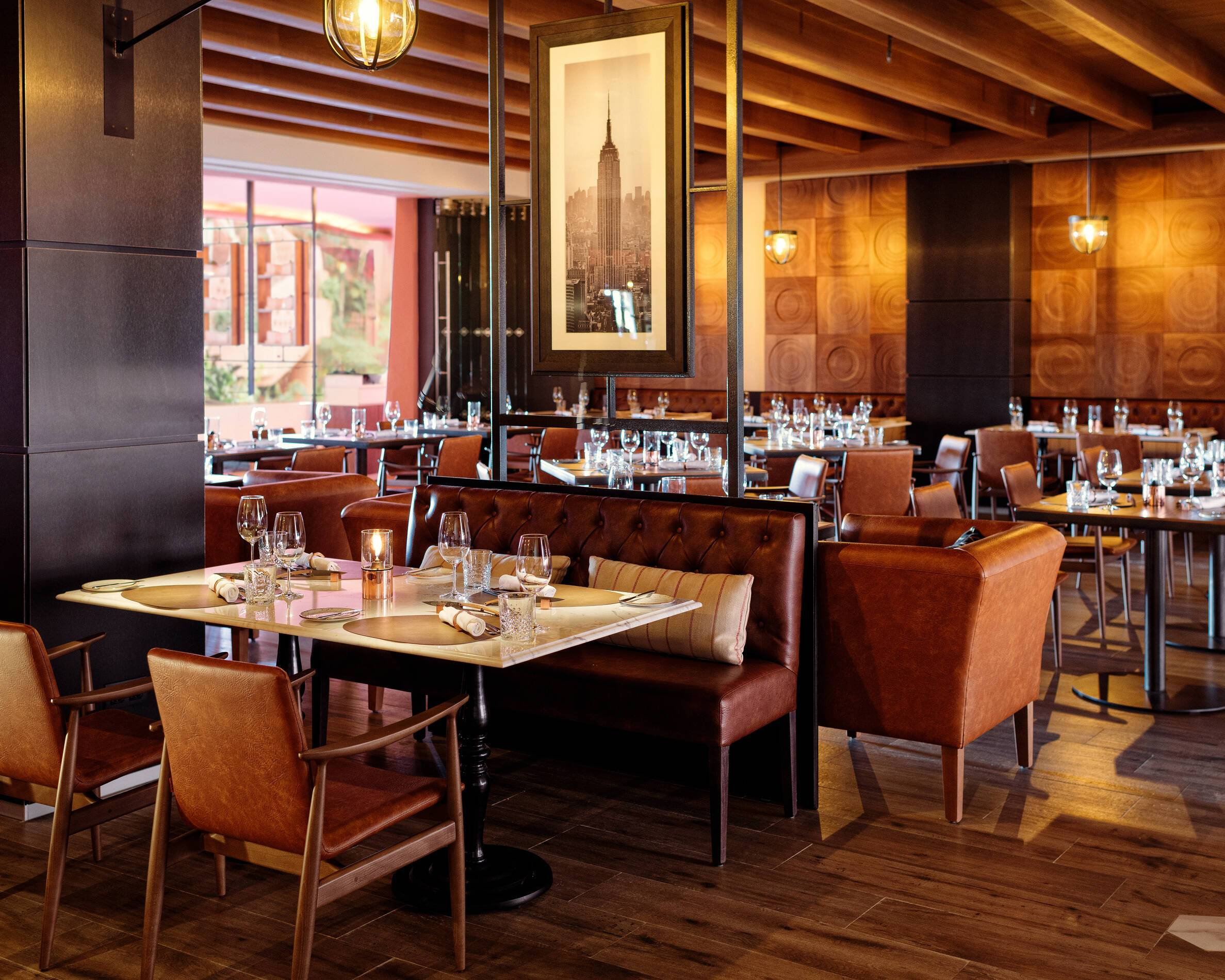 Abama Restaurant Steakhosue Canaries