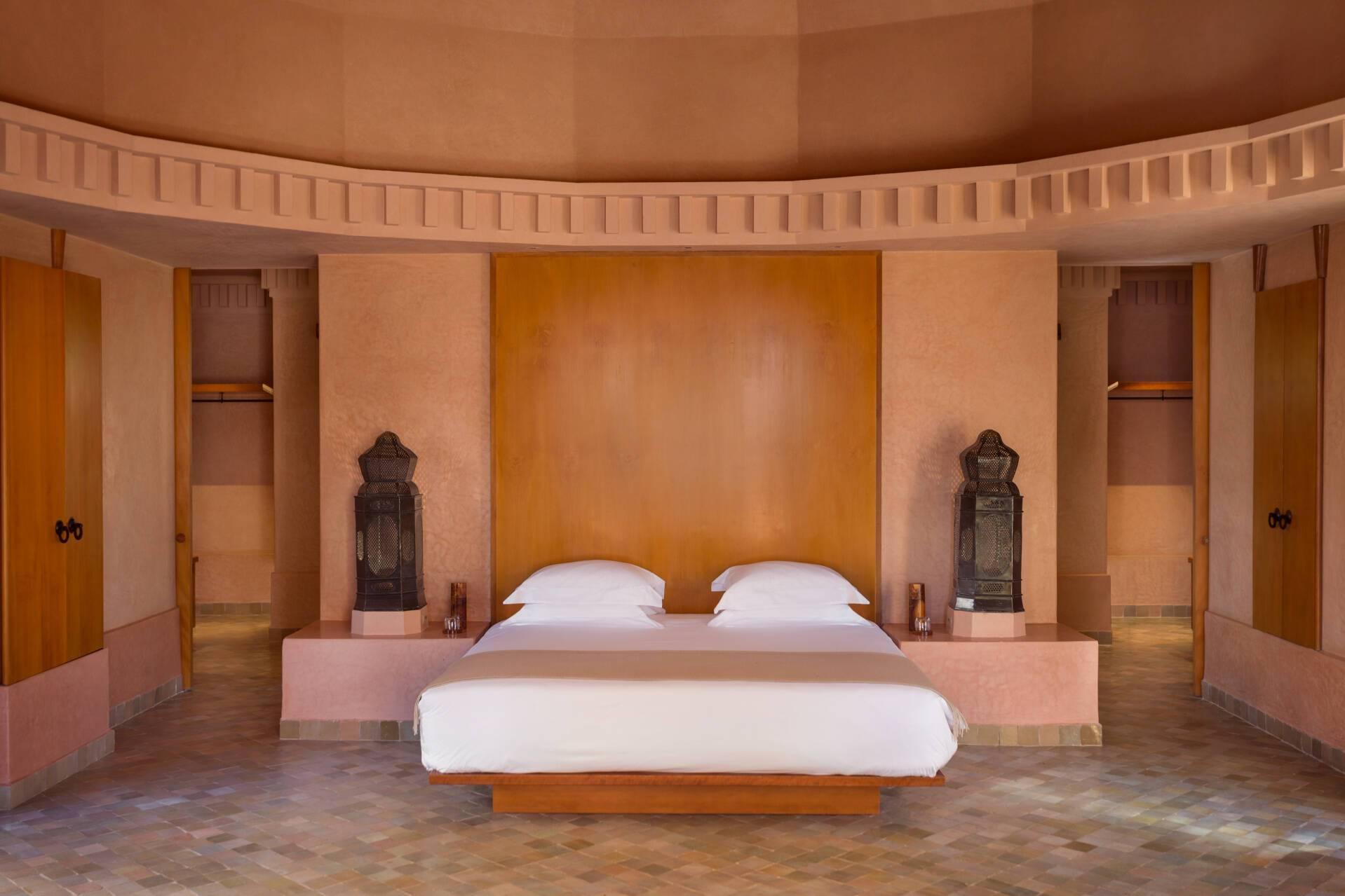 Amanjena Pavilion Chambre Marrakech